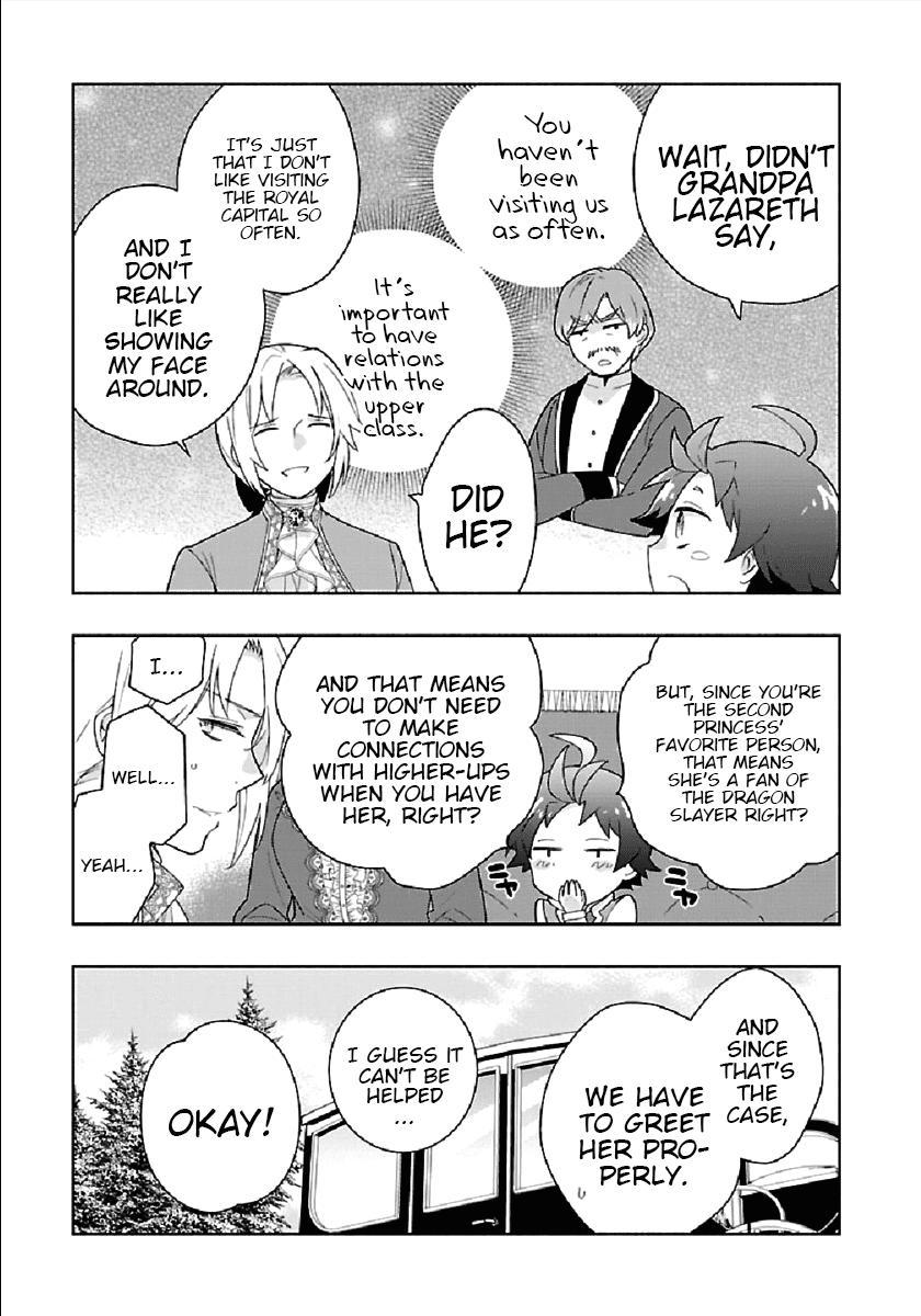 Tensei Shite Inaka De Slowlife Wo Okuritai Chapter 44: The Royal Party Day 2 page 9 - Mangakakalots.com