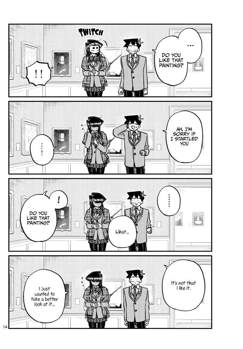 Komi-San Wa Komyushou Desu Chapter 283: Gallery page 5 - Mangakakalot