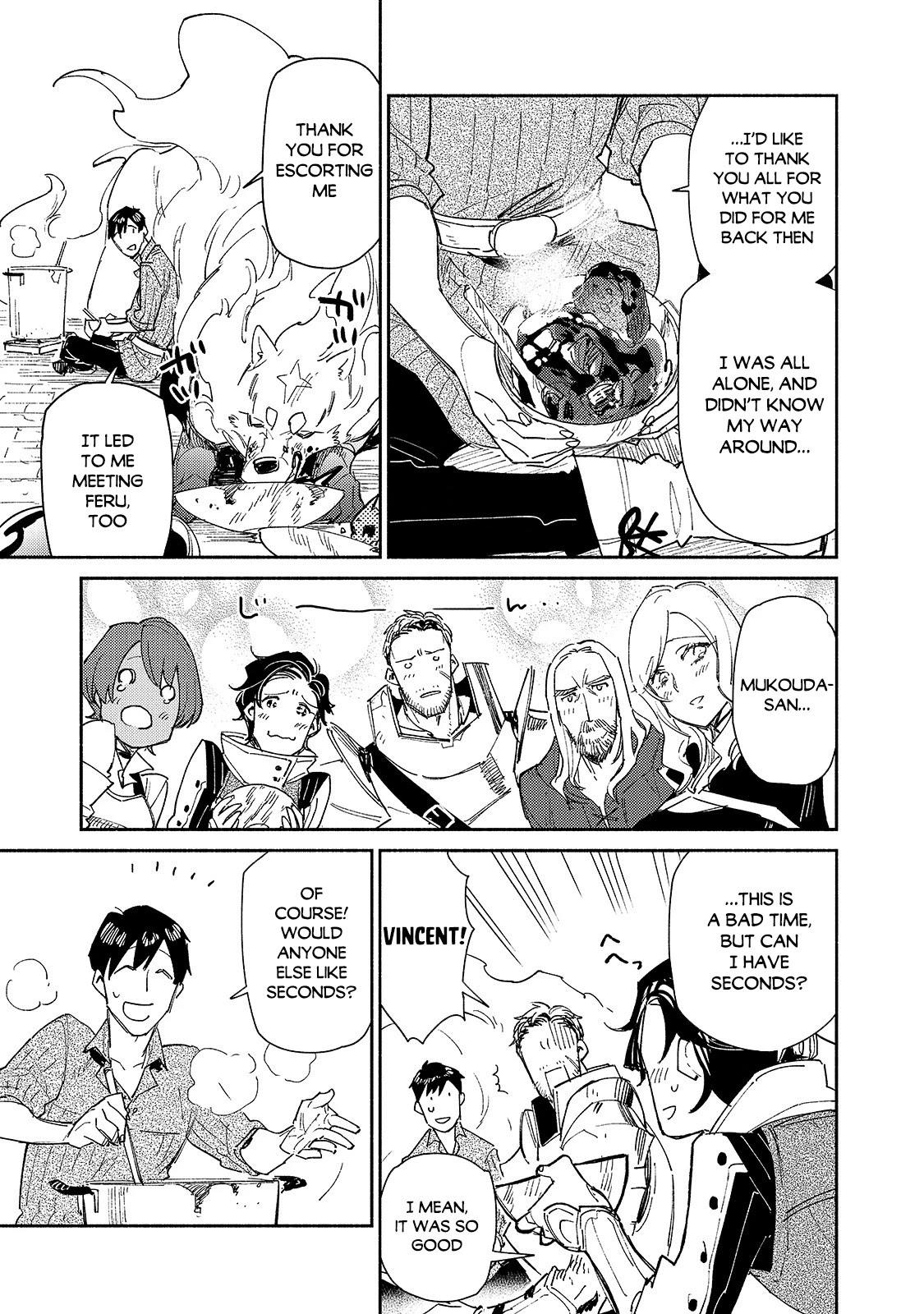 Tondemo Skill De Isekai Hourou Meshi Chapter 43: Entering The Dungeon page 24 - Mangakakalots.com