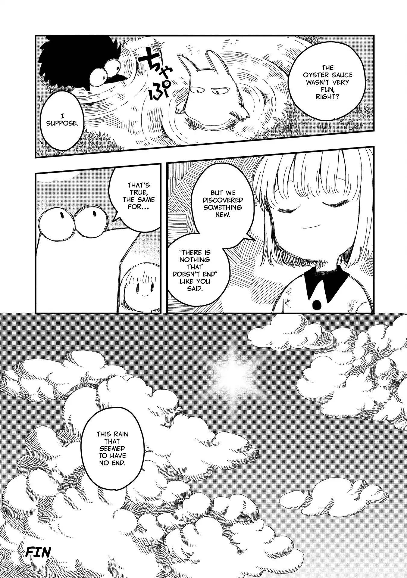 Rojica To Rakkasei Chapter 2: Typhoon Day page 15 - Mangakakalots.com