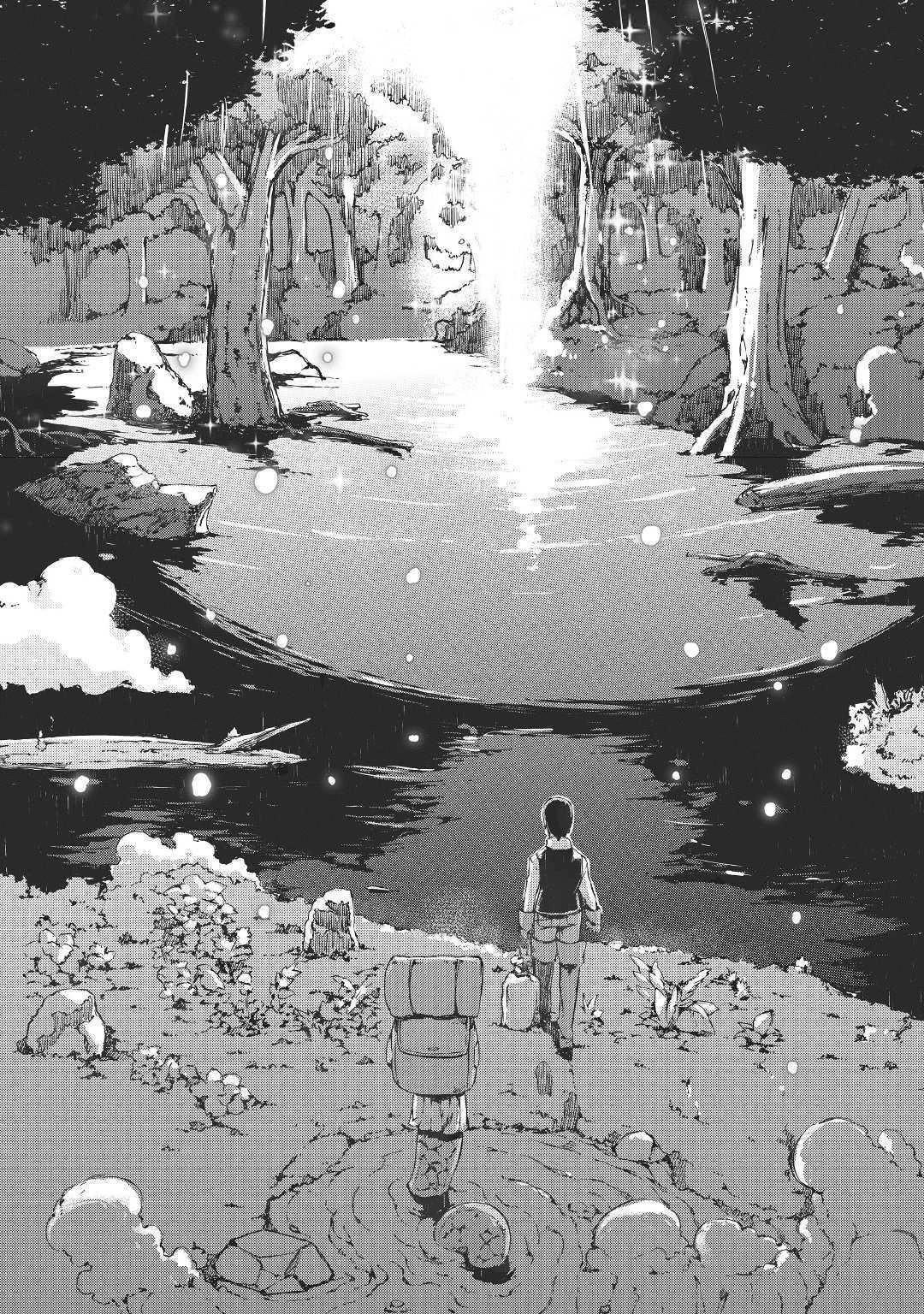 Sayounara Ryuusei, Konnichiwa Jinsei Chapter 36: Youth And Departure page 16 - Mangakakalots.com