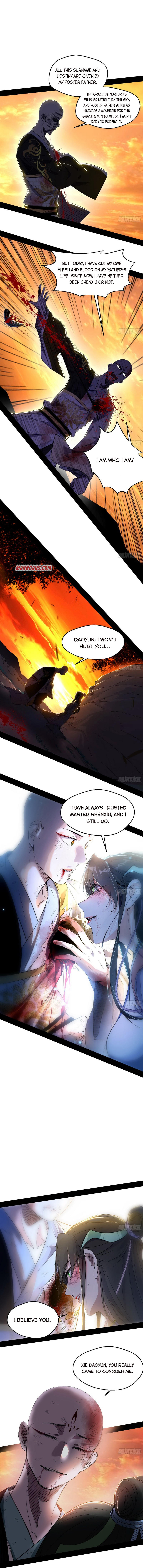 I'm An Evil God Chapter 140 page 8 - Mangakakalots.com