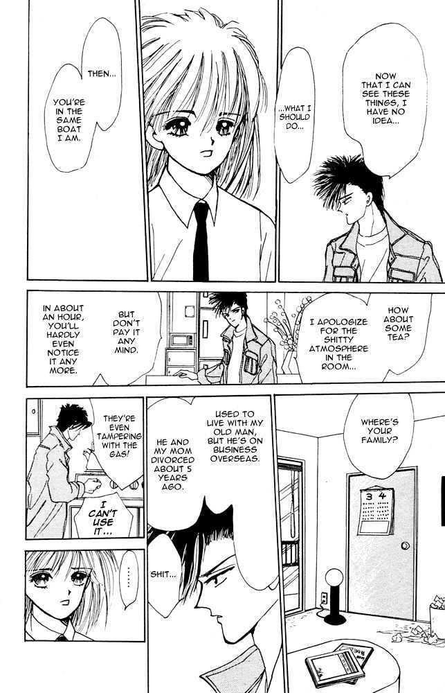 Shi To Kanojo To Boku Vol.1 Chapter 3 : I Can See...death page 20 - Mangakakalots.com