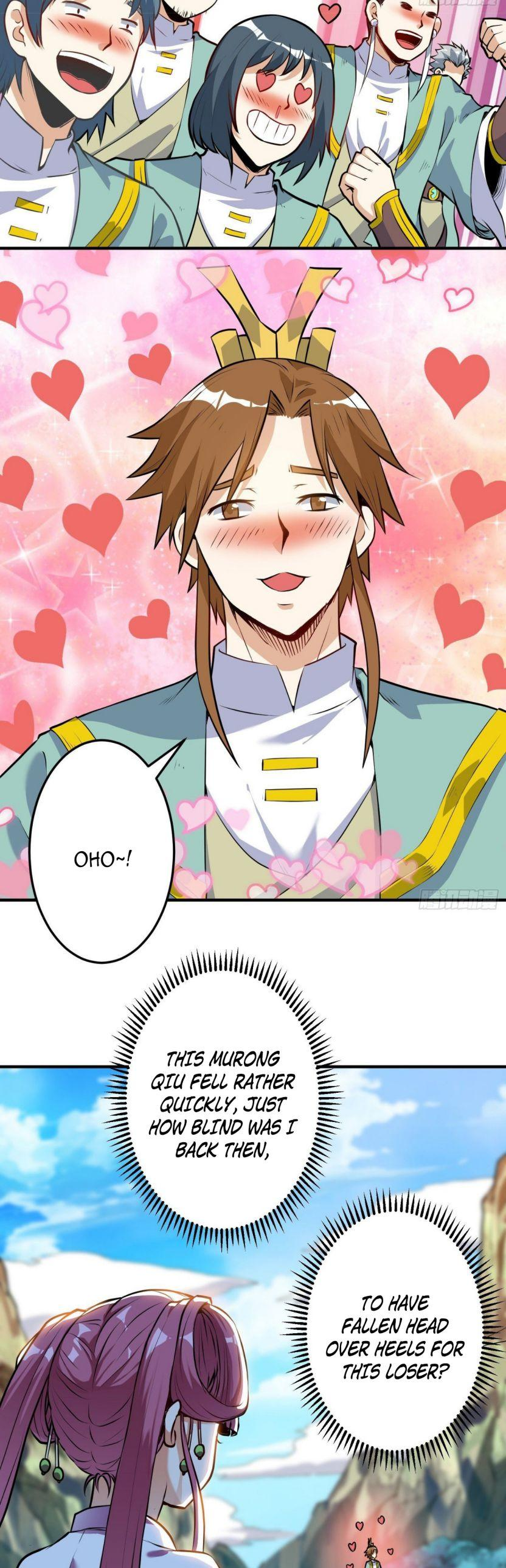 Divine Emperor Chapter 35 page 3 - Mangakakalots.com