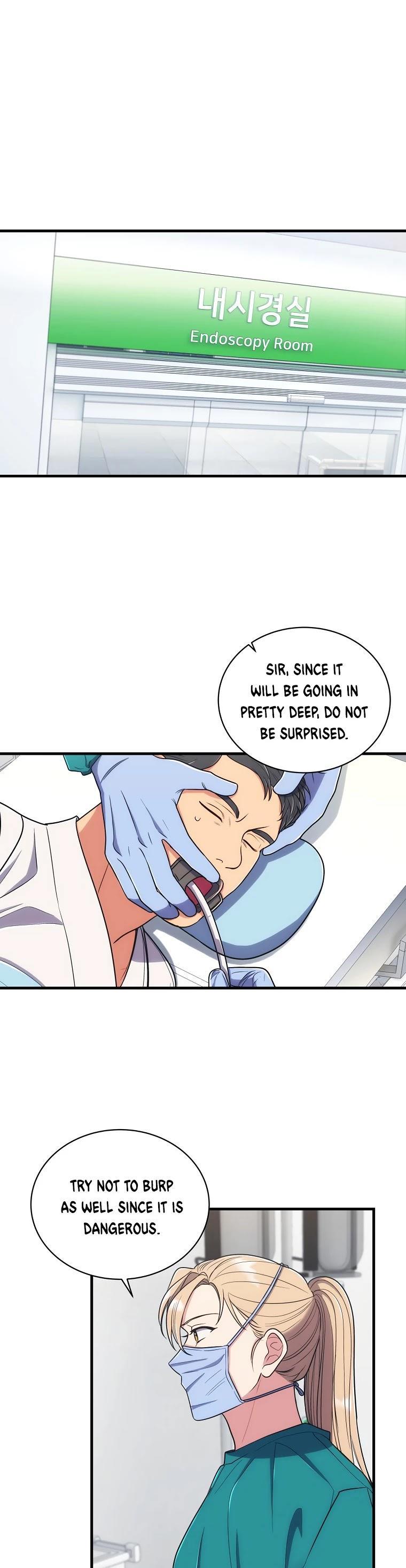 Medical Return Chapter 128 page 7 - Mangakakalot