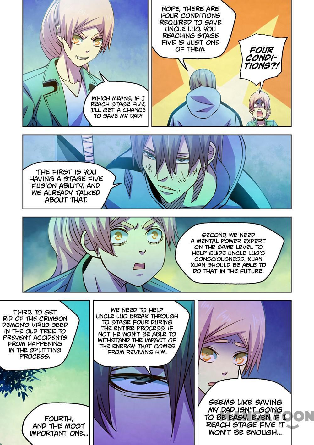 Moshi Fanren Chapter 245 page 6 - Mangakakalots.com