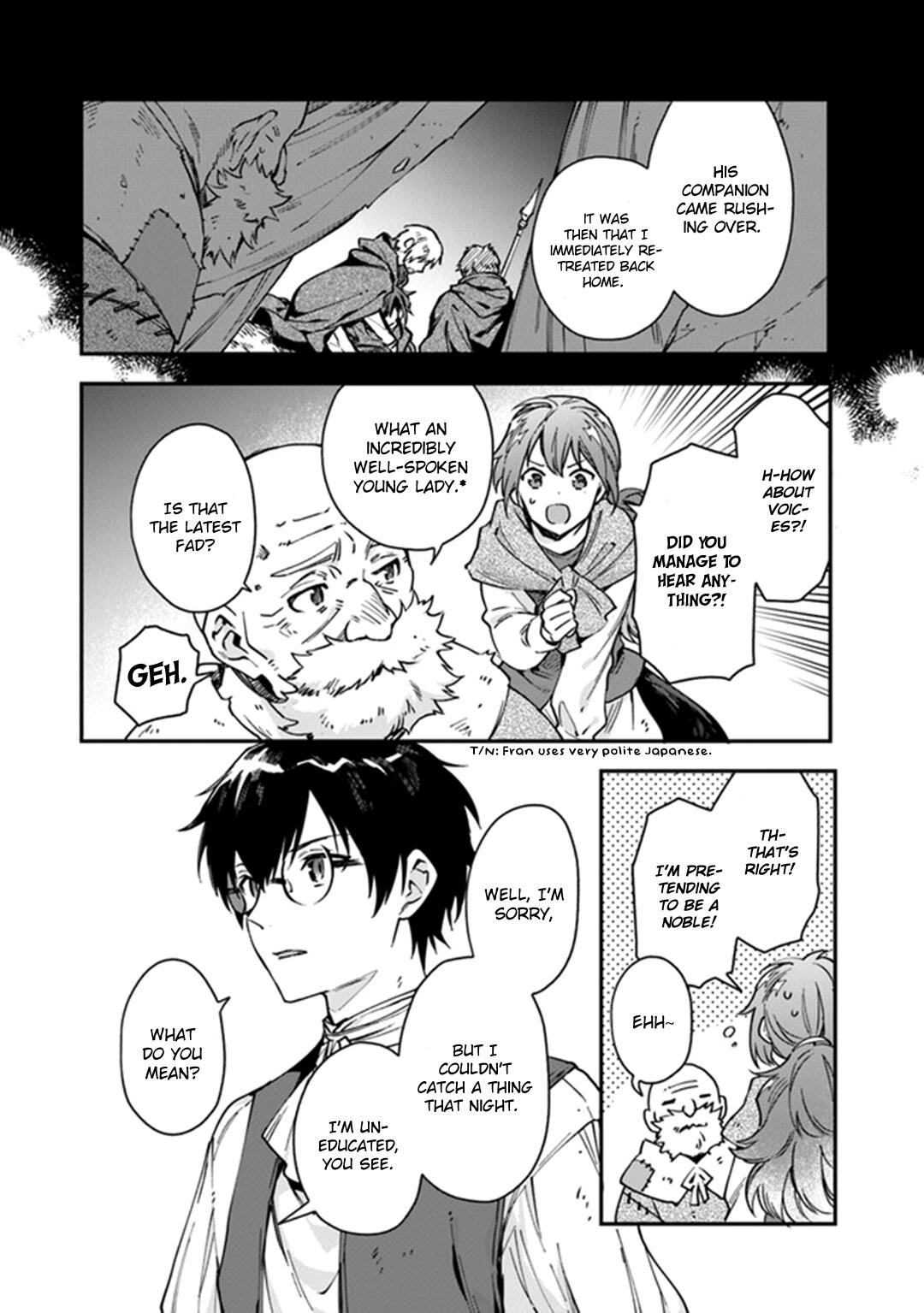 Please Don't Call Me Queen! Vol.2 Chapter 7: Political Marriage page 9 - Mangakakalots.com
