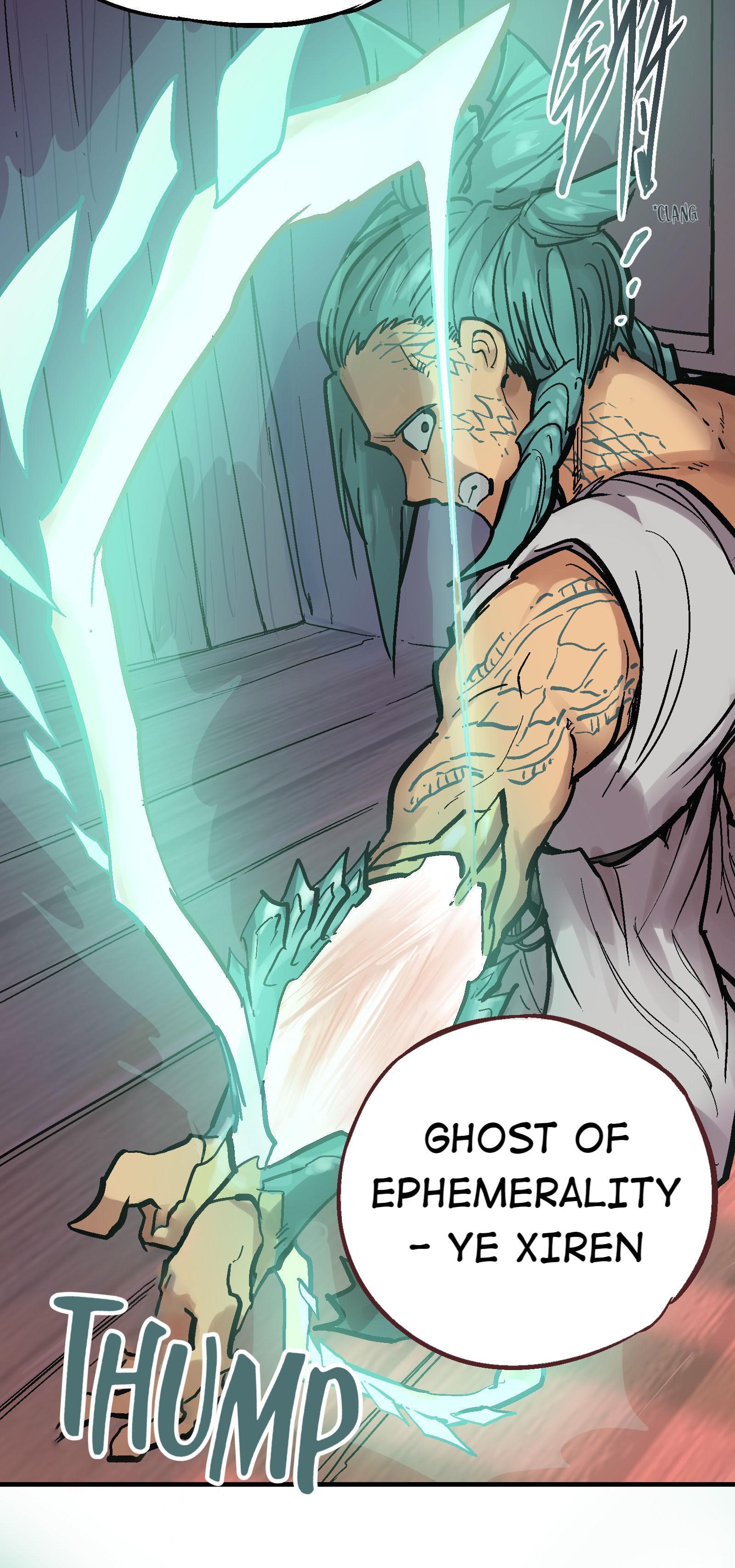Xiu Tu Chapter 24: All Reality Has Phantoms page 11 - Mangakakalot