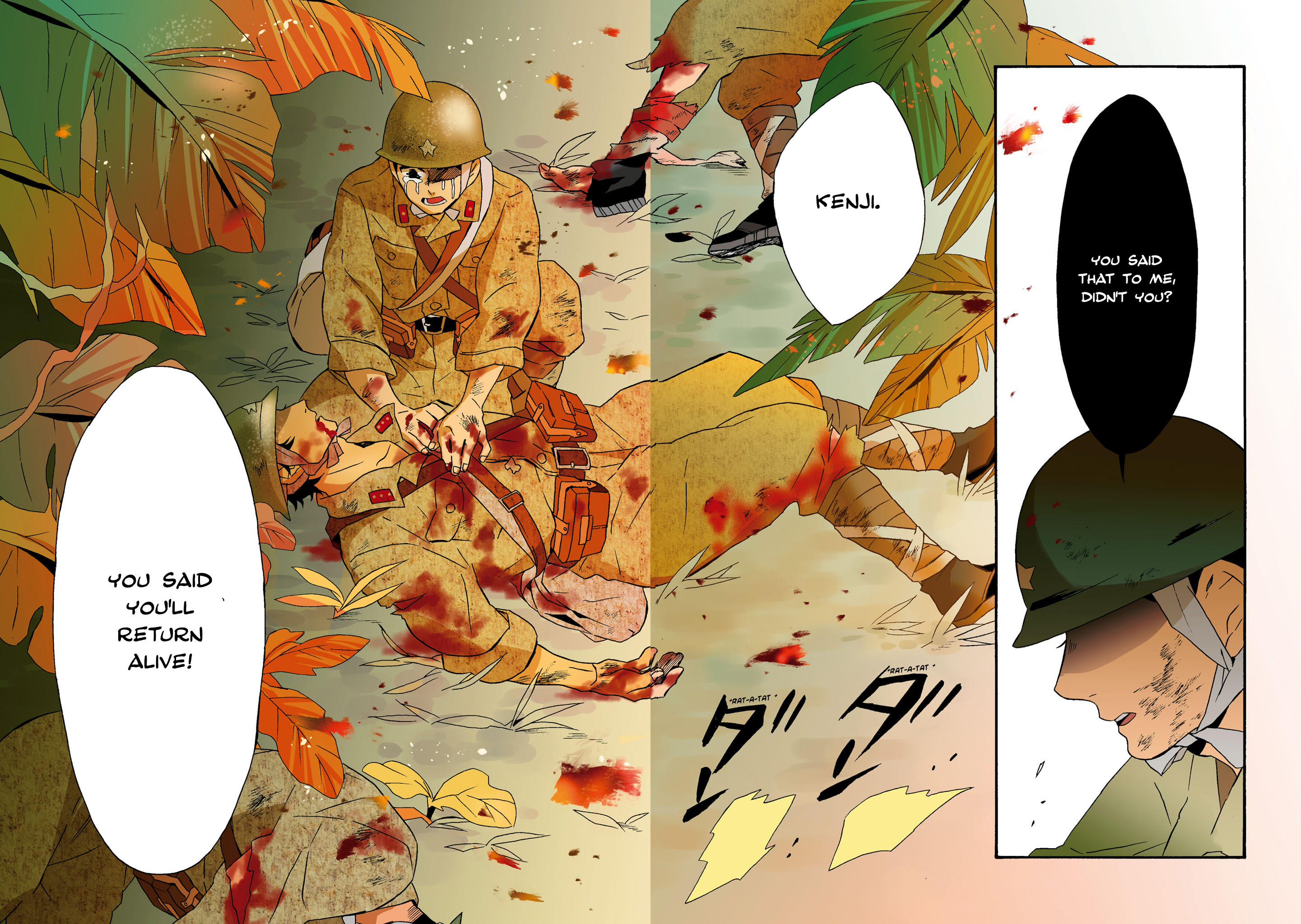 Will You Marry Me Again If You Are Reborn? Vol.4 Chapter 18: This Is War page 4 - Mangakakalots.com