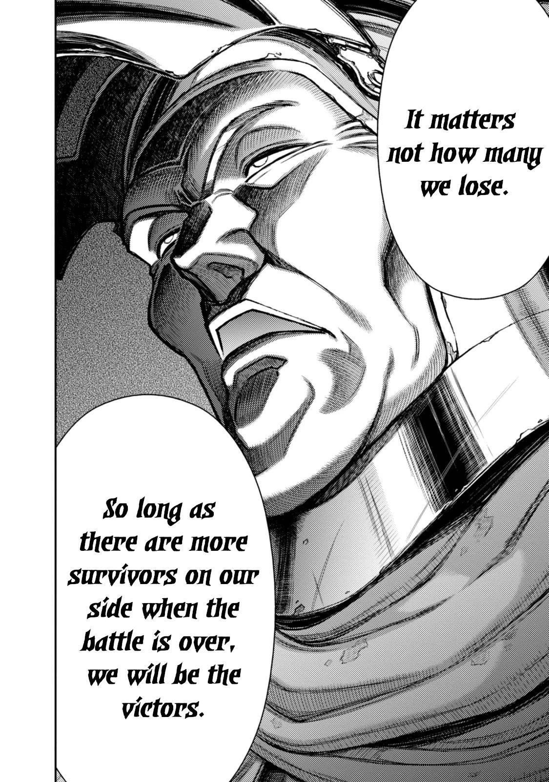 Hawkwood Chapter 45: All-Out Attack page 14 - Mangakakalots.com