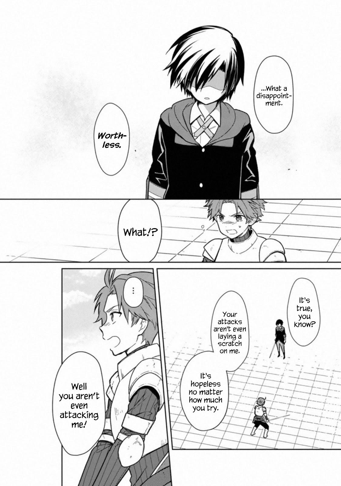 My Death Flags Show No Sign Of Ending Chapter 28 page 8 - Mangakakalots.com