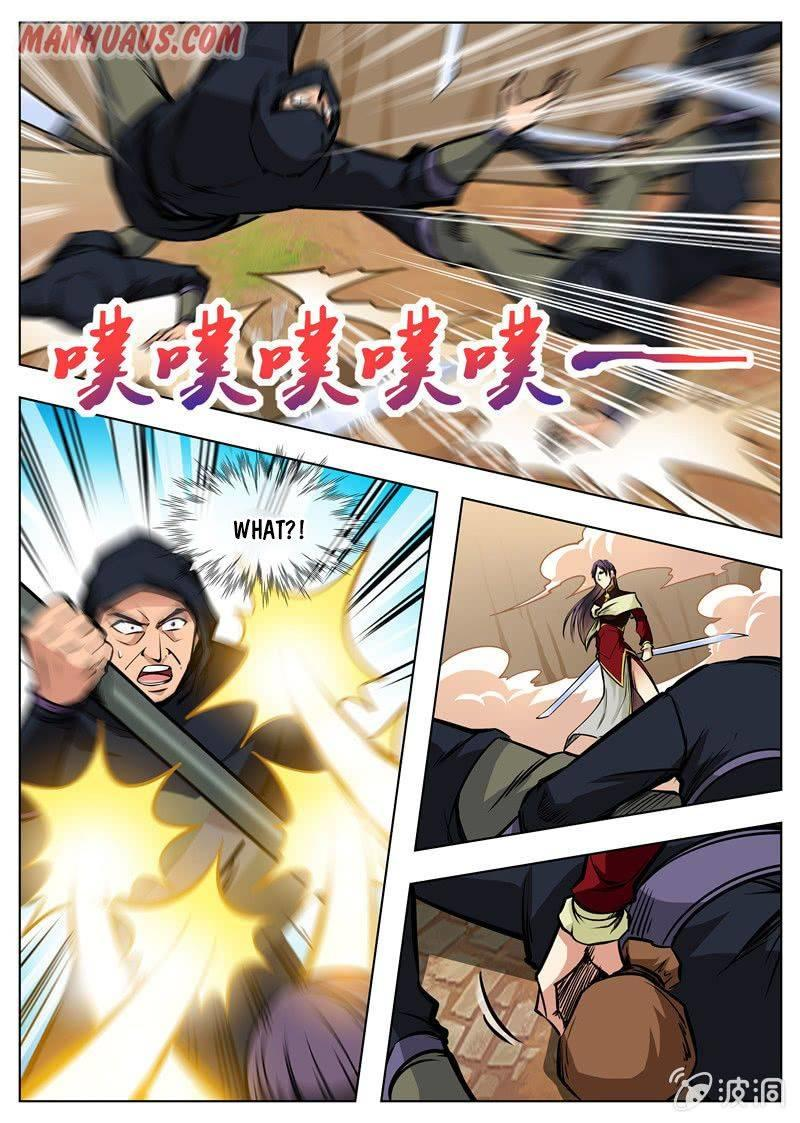 Greatest Sword Immortal Chapter 165.2 page 7 - Mangakakalots.com