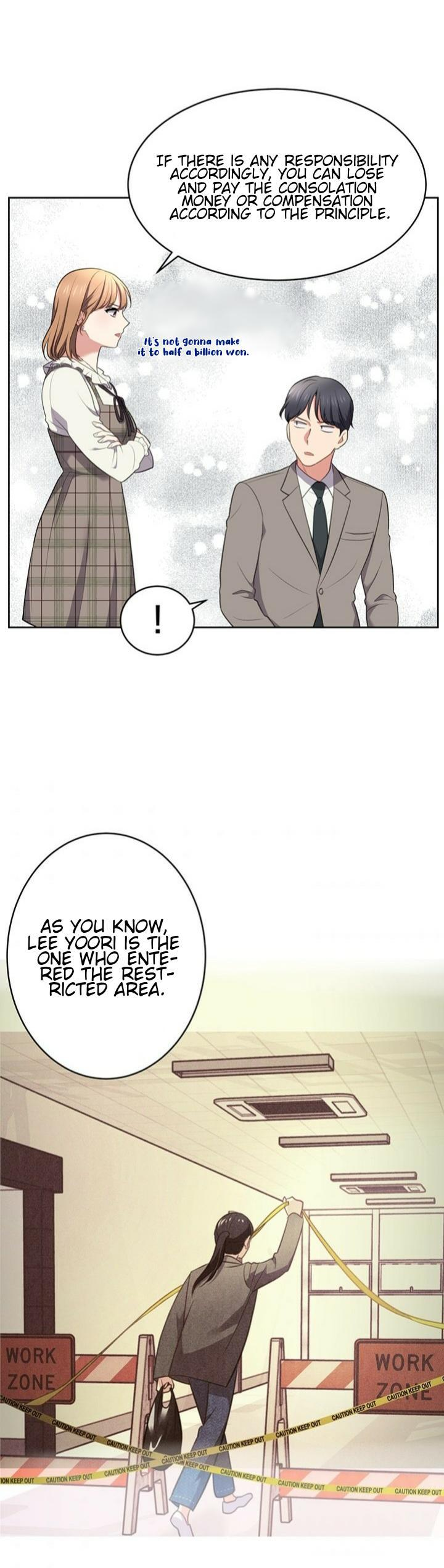 I Became A Millionaire'S Daughter Chapter 47 page 22 - Mangakakalots.com