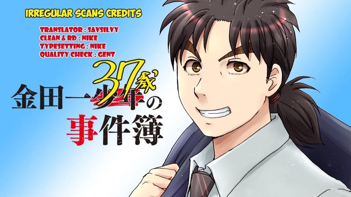 Kindaichi 37-Sai No Jikenbo Chapter 72: Ayase Serial Murder Case (Part 6) page 2 - Mangakakalots.com