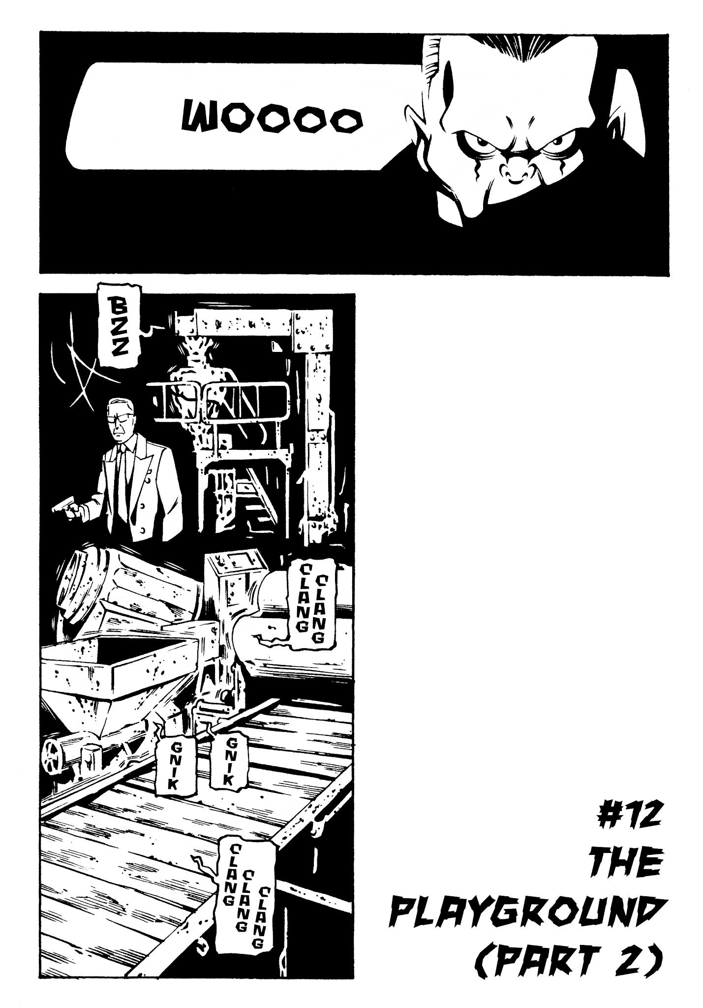 Deathco Chapter 12: The Playground (2) page 8 - Mangakakalots.com