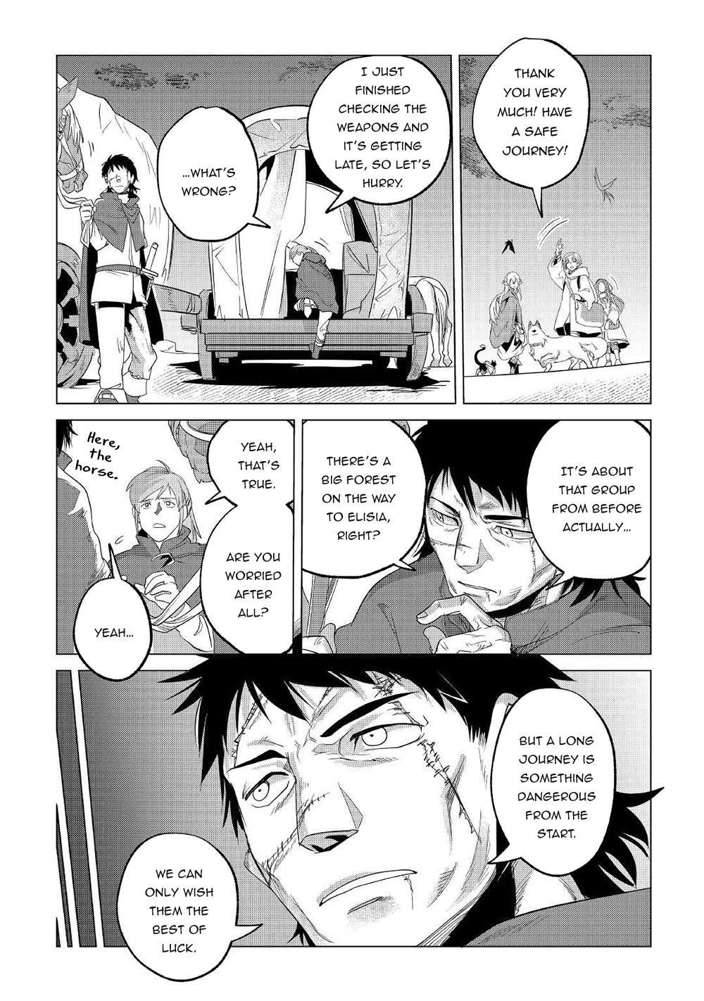Mofumofu To Isekai Slow Life O Mezashimasu! Chapter 25 page 6 - Mangakakalots.com