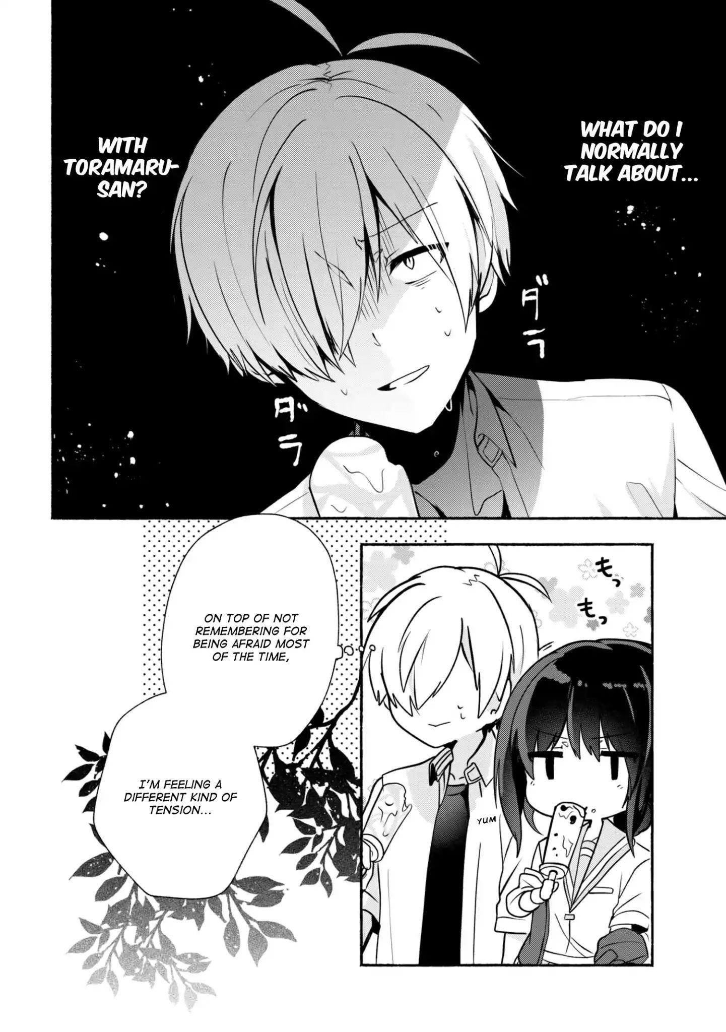 Pashiri Na Boku To Koi Suru Banchou-San Chapter 27 page 5 - Mangakakalots.com
