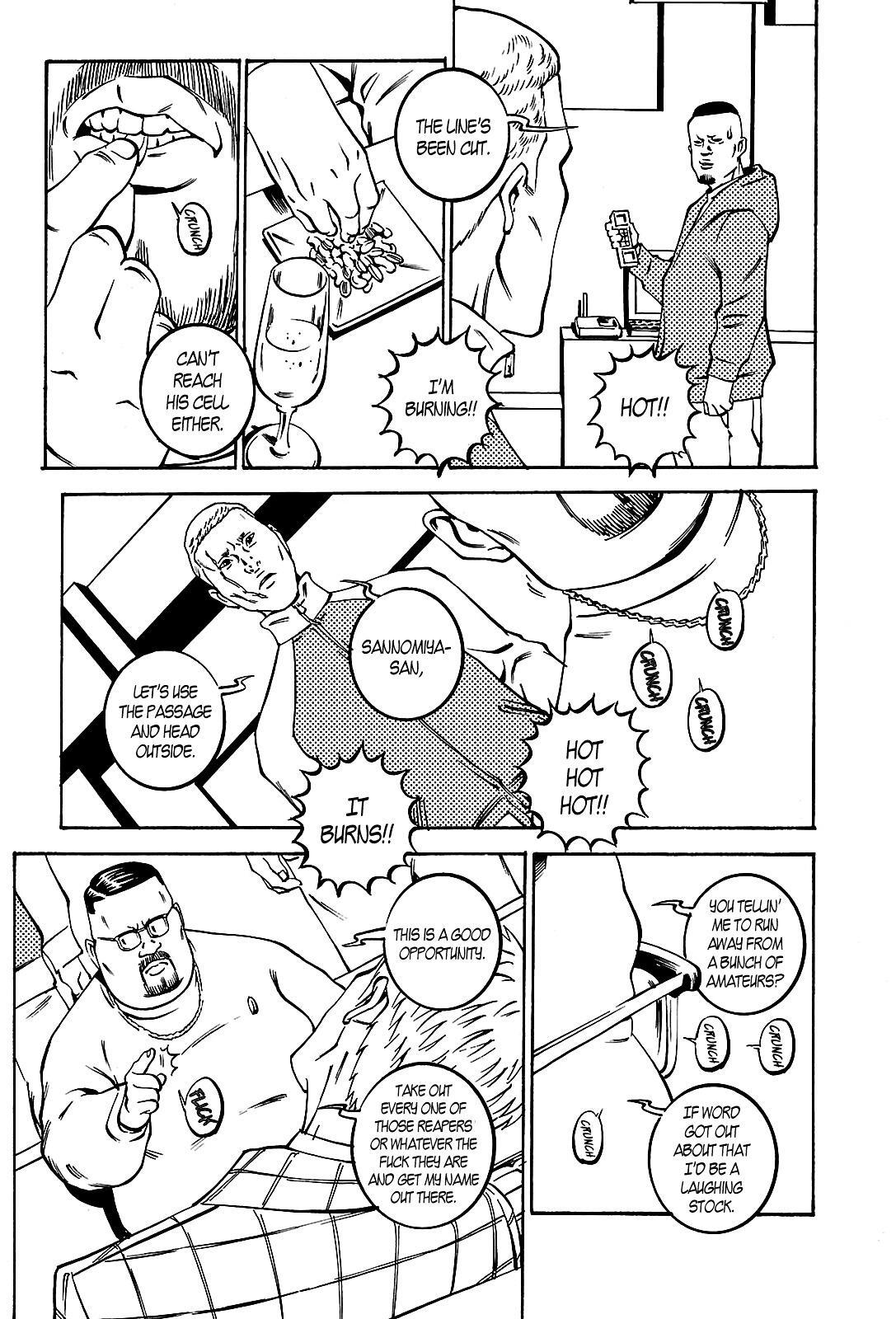 Deathco Vol.1 Chapter 2 : Reapers 2 page 7 - Mangakakalots.com