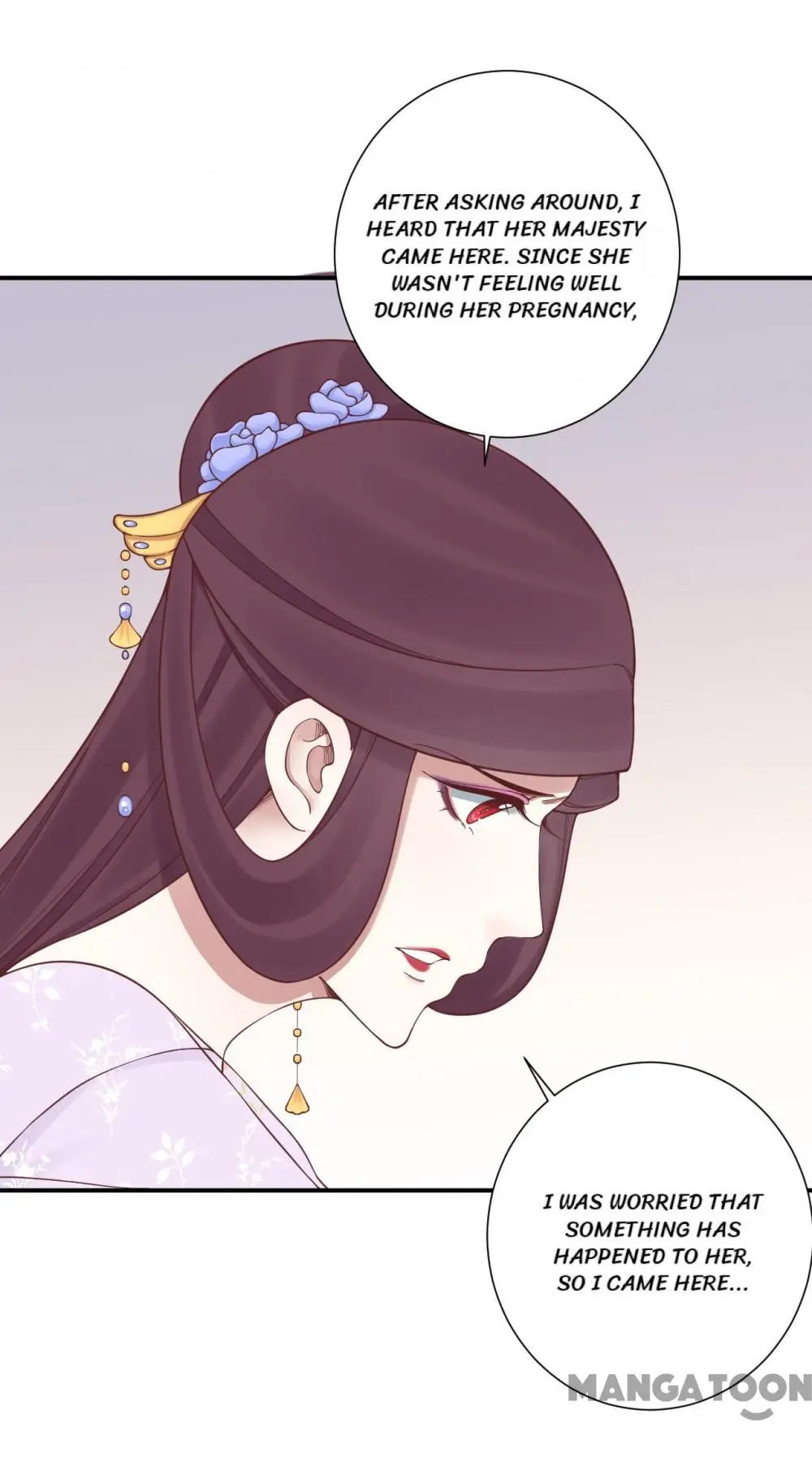 The Queen Is Busy Chapter 165 page 6 - Mangakakalots.com