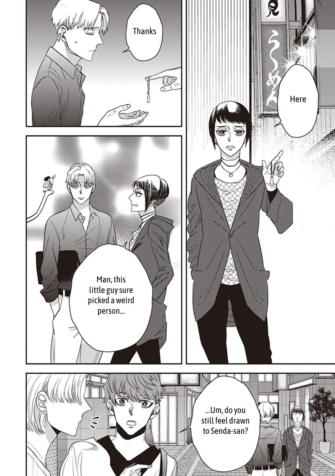 Midnight Occult Civil Servants Chapter 43: The Water God's Son-In-Law (Part 2) page 24 - Mangakakalots.com