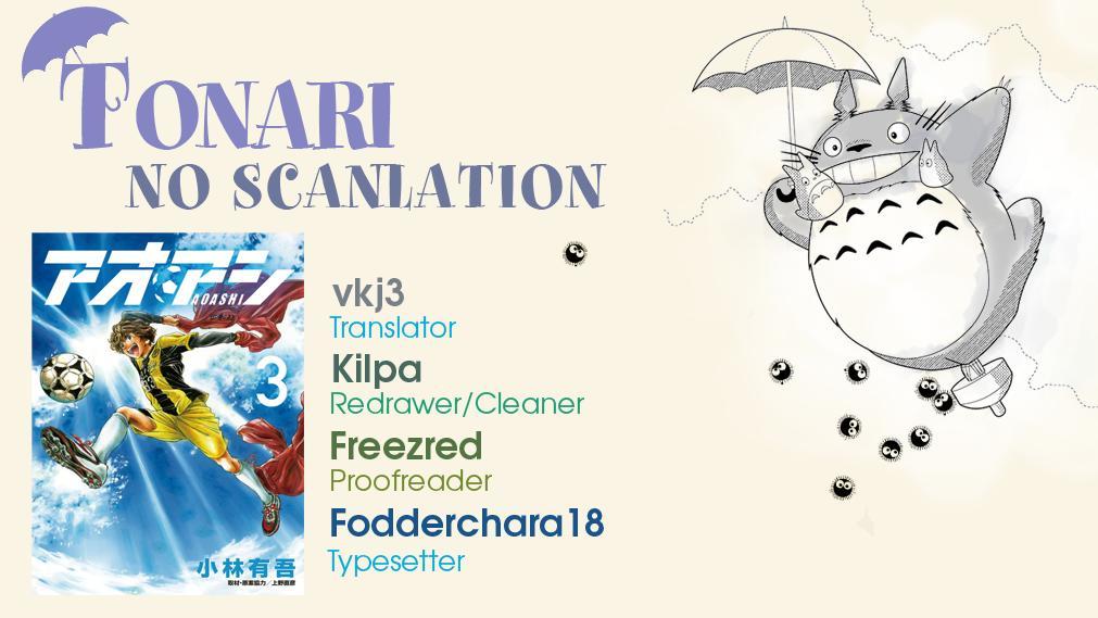 Ao Ashi Vol.3 Chapter 19: Results page 24 - Mangakakalots.com