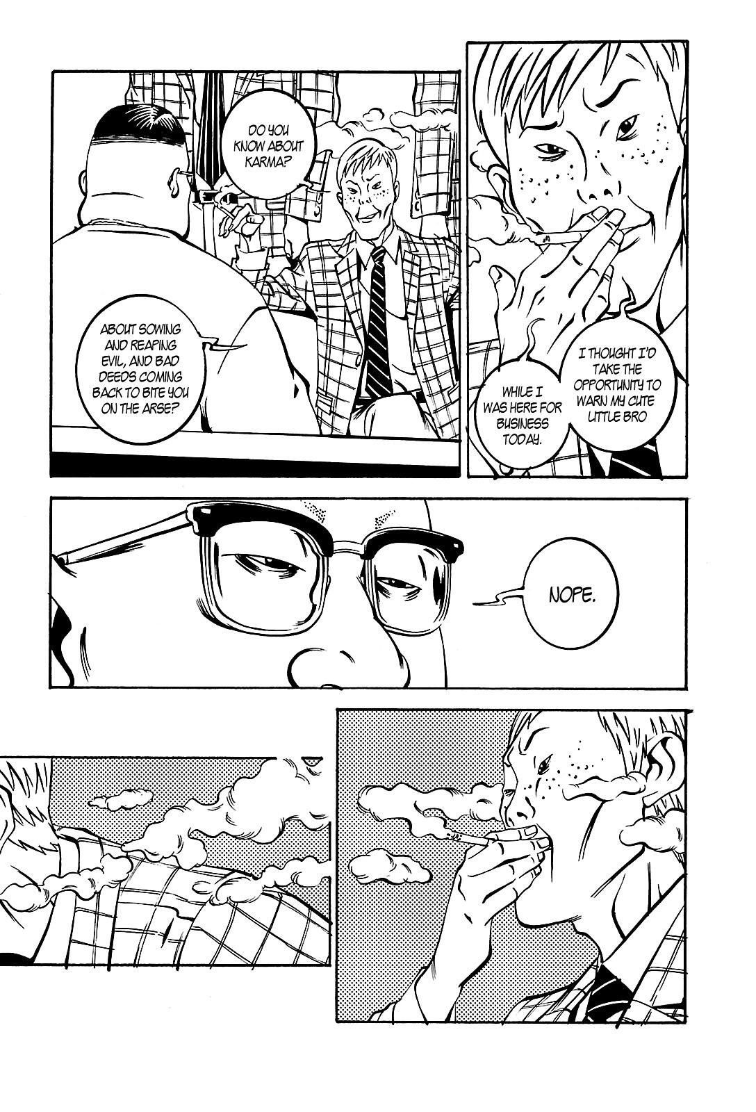 Deathco Vol.1 Chapter 1 : Reapers page 15 - Mangakakalots.com