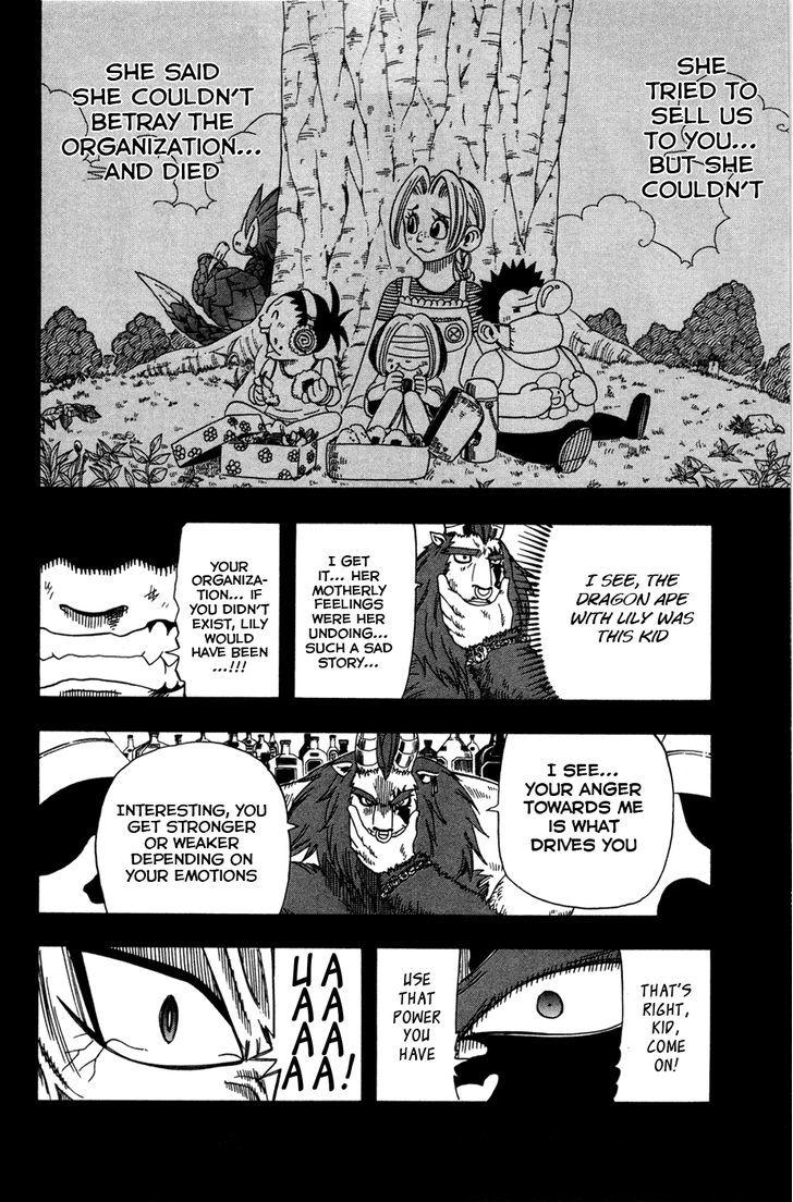Buster Keel! Vol.3 Chapter 20 : Rage Against The Bull page 11 - Mangakakalots.com