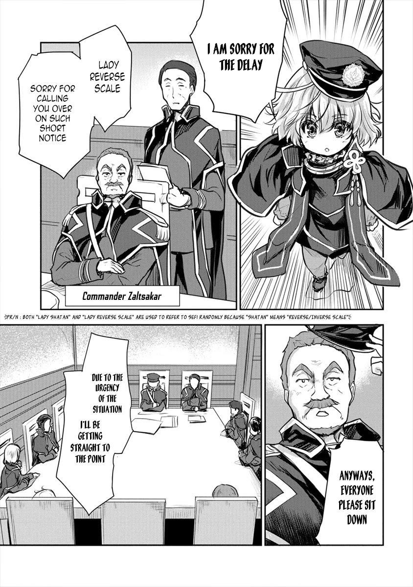 Gekokujyo Program By A Child Prodigy Sefiria Chapter 14 page 21 - Mangakakalots.com