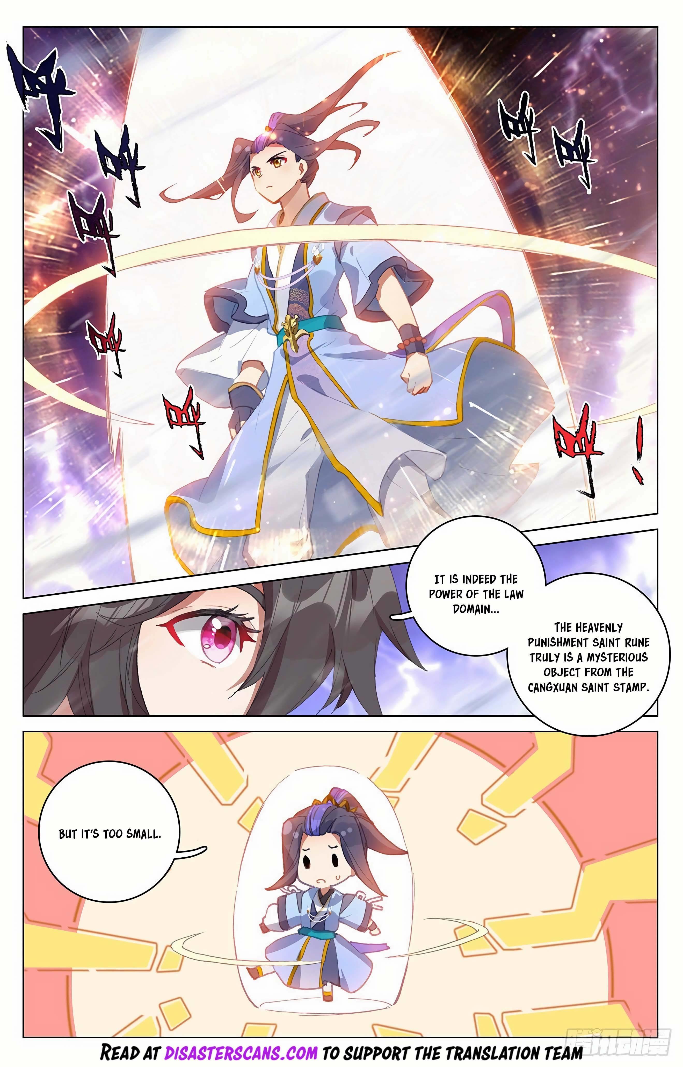Yuan Zun Chapter 342 page 8 - Mangakakalot