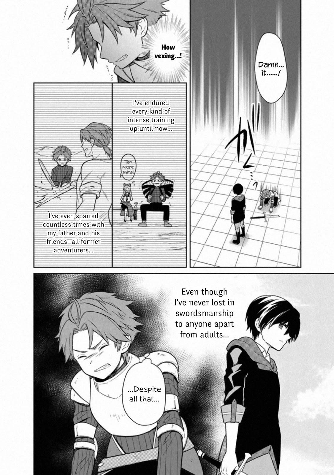 My Death Flags Show No Sign Of Ending Chapter 28 page 12 - Mangakakalots.com