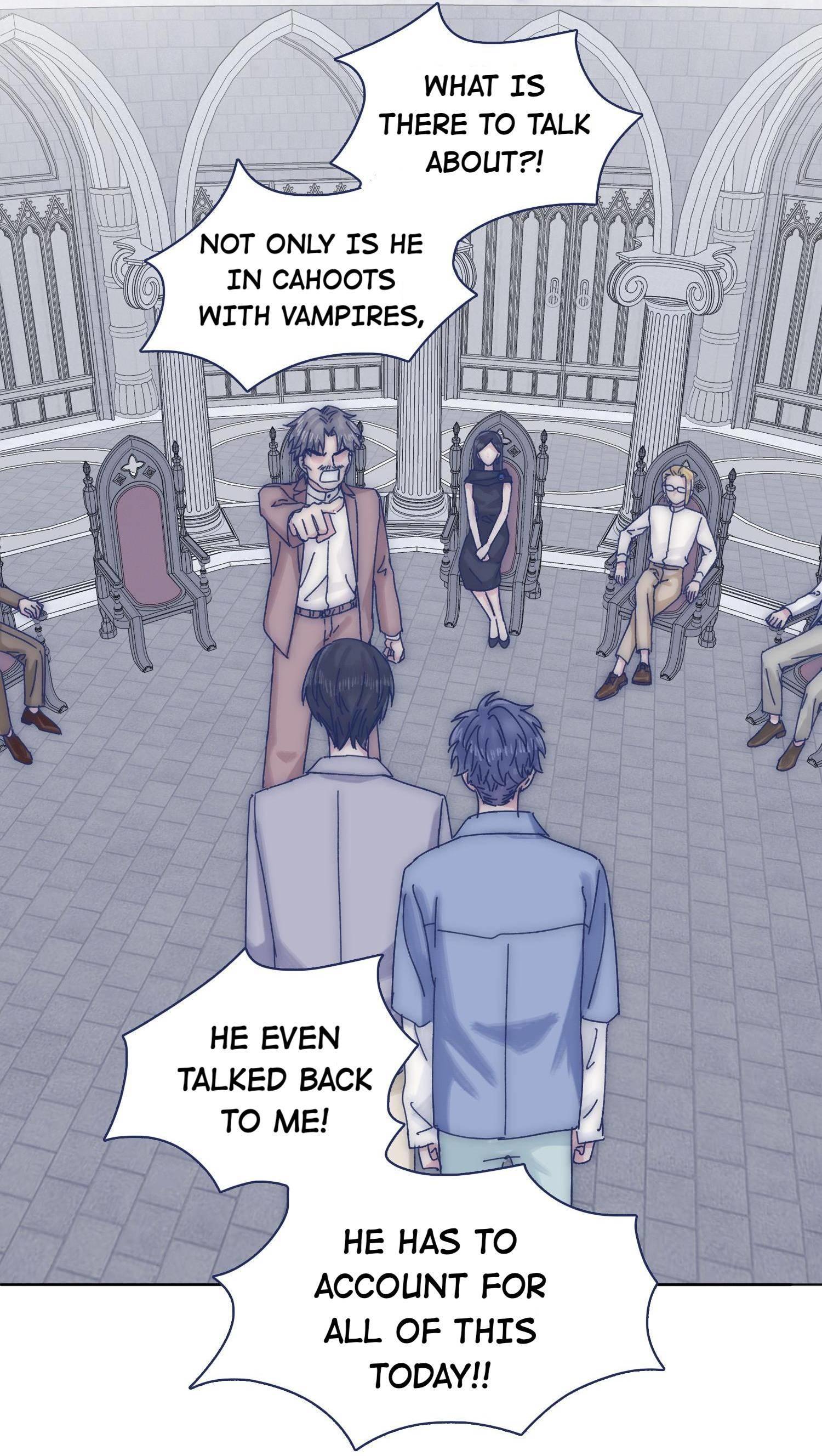 I Offer My Neck To You Chapter 68 page 13 - Mangakakalot