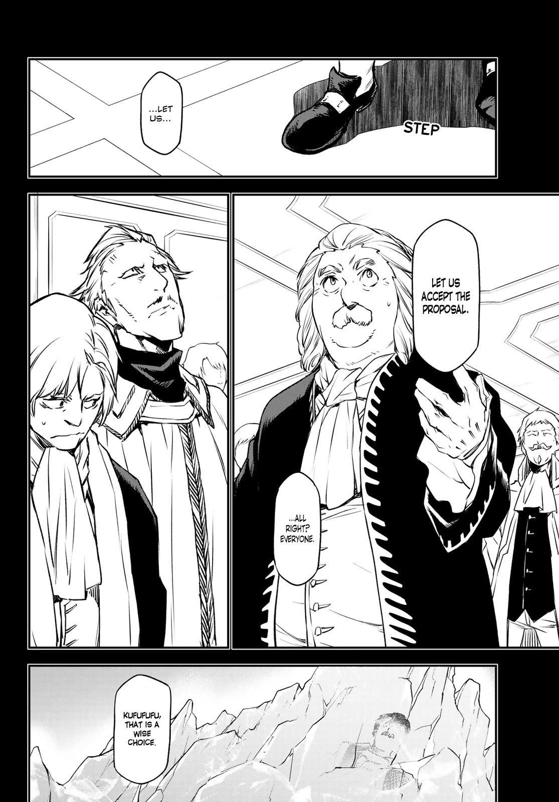 Tensei Shitara Slime Datta Ken Chapter 88: A Demon And A Plot page 20 - Mangakakalots.com