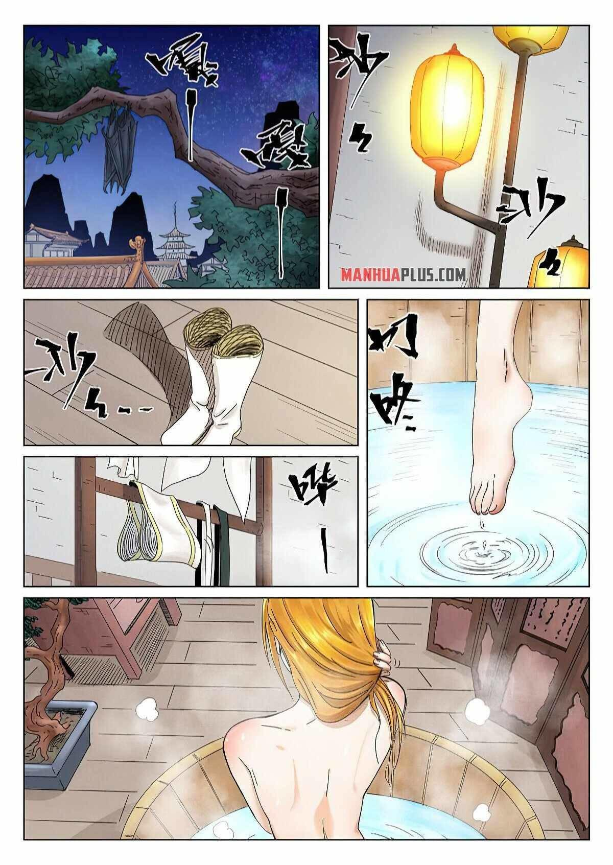 Tales Of Demons And Gods Chapter 343.5 page 2 - Mangakakalot