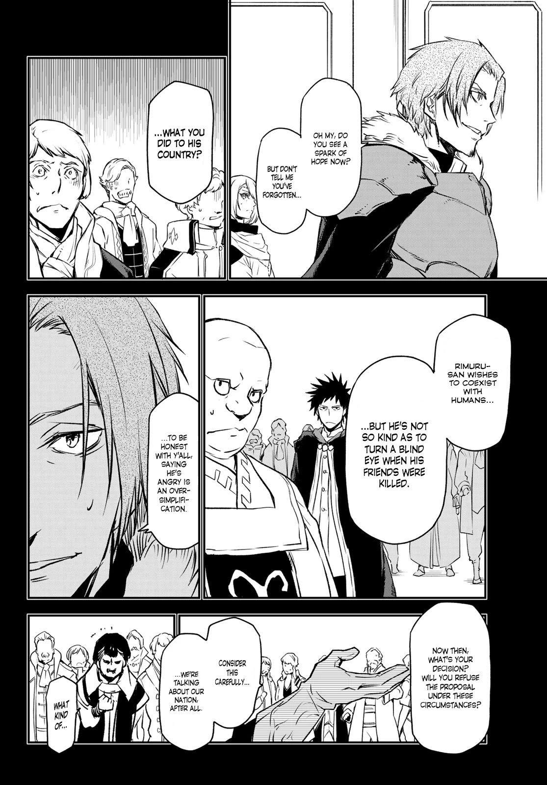 Tensei Shitara Slime Datta Ken Chapter 88: A Demon And A Plot page 16 - Mangakakalots.com