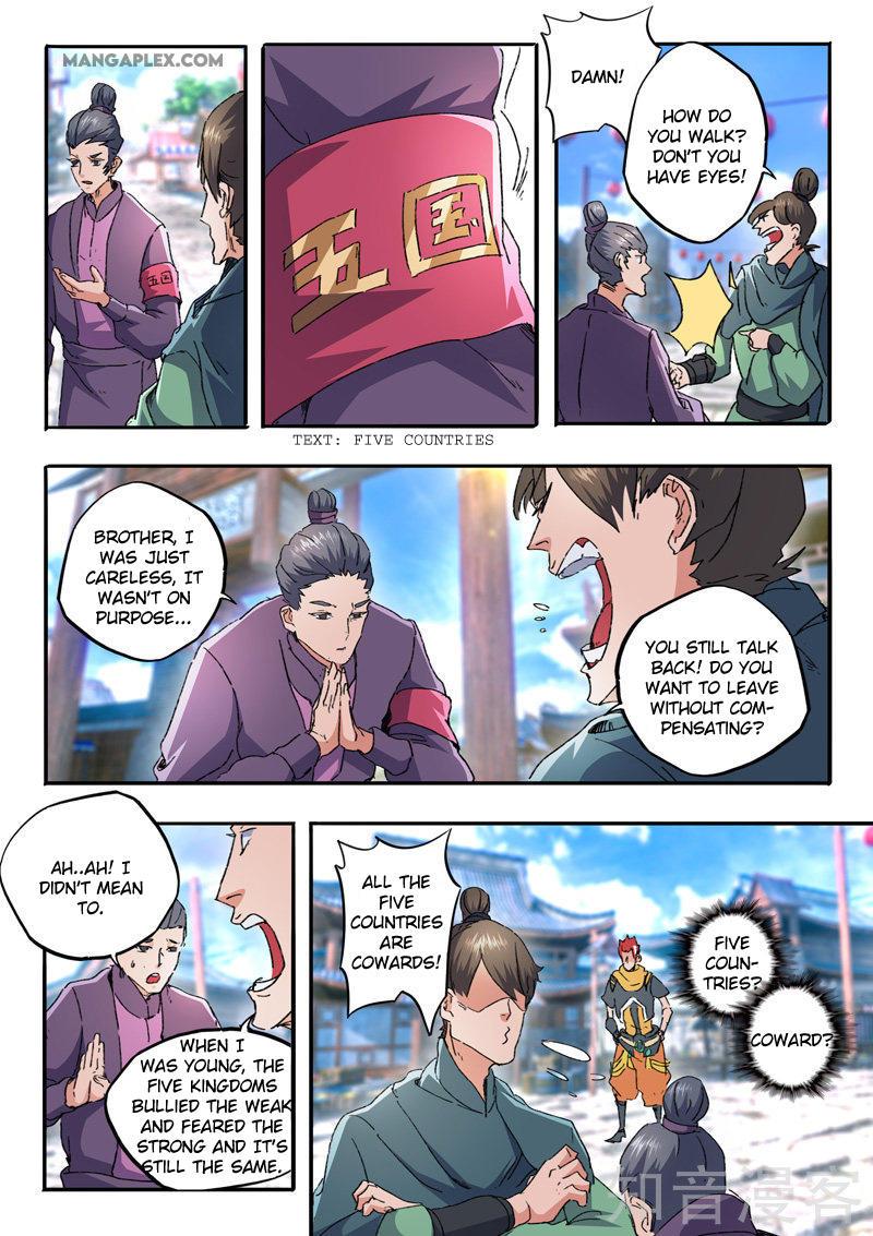 Martial Master Chapter 468: Let Go! page 6 - Mangakakalots.com