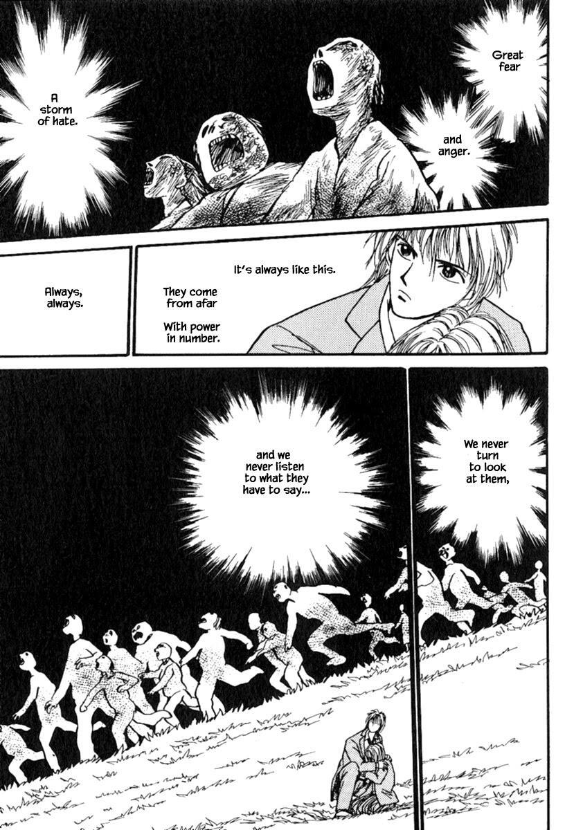 Shi To Kanojo To Boku Chapter 13.3 page 13 - Mangakakalots.com
