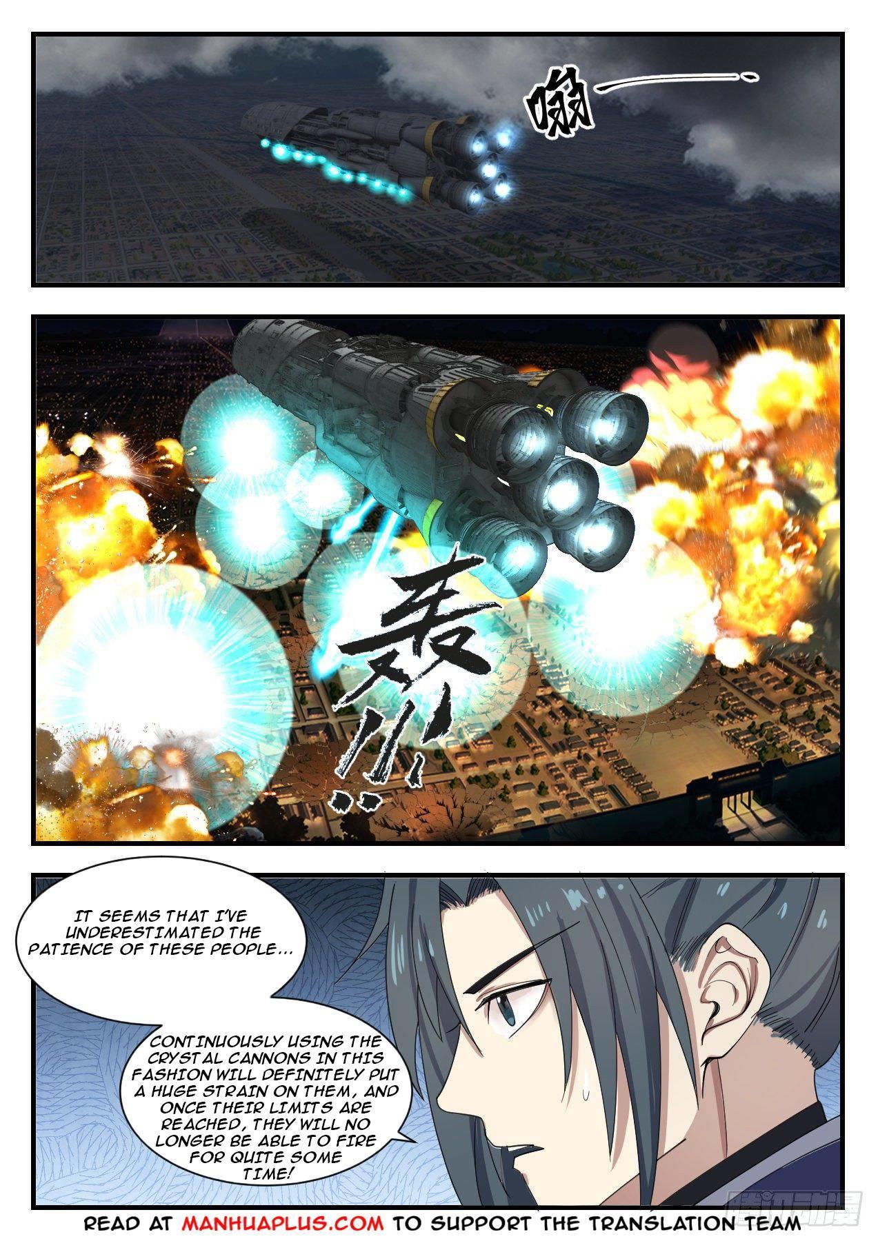 Martial Peak Chapter 1346 page 7 - Mangakakalots.com