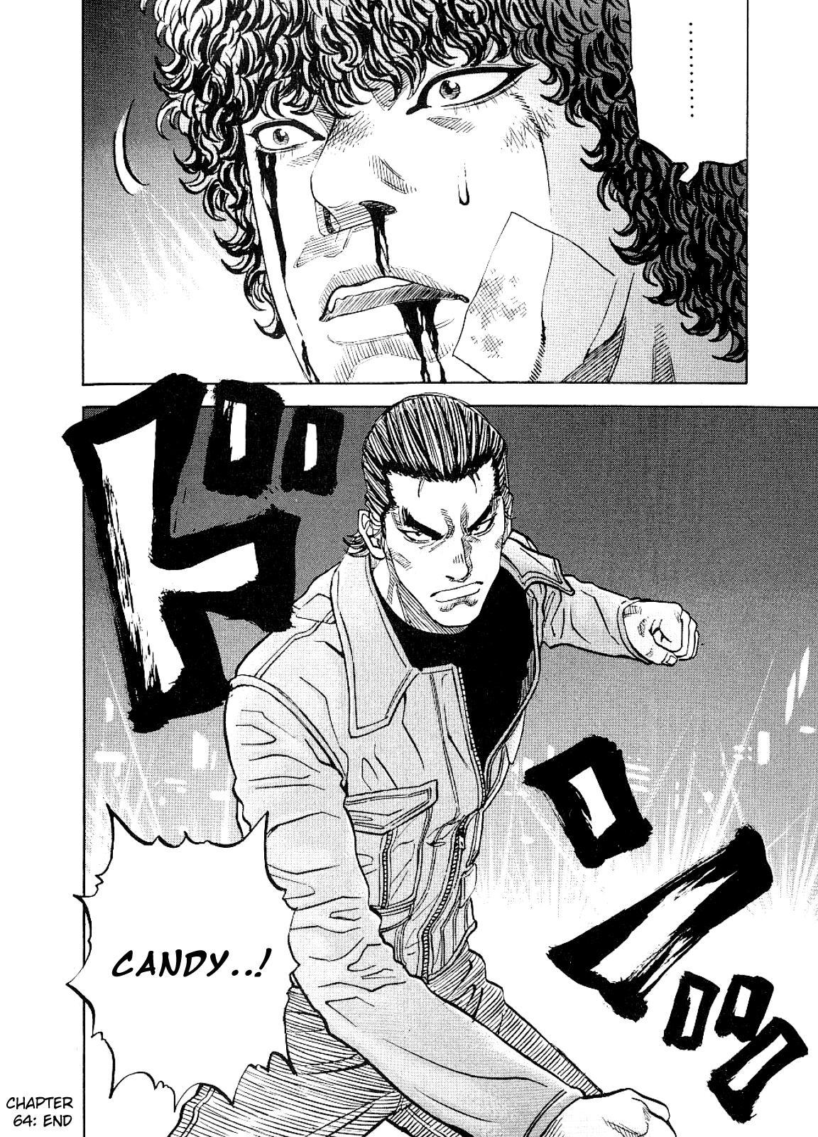 Gang King Vol.9 Chapter 64: Takeo page 24 - Mangakakalots.com