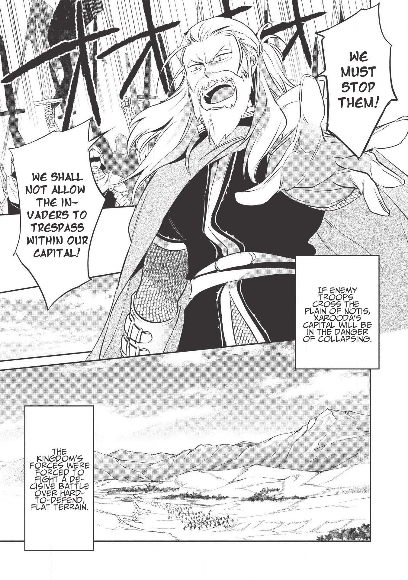 Wortenia Senki Vol.7 Chapter 33 page 6 - Mangakakalots.com