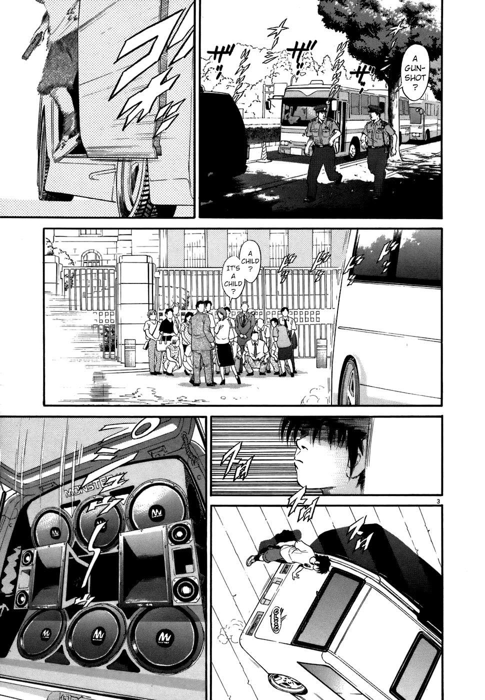 Kiichi!! Chapter 71 page 3 - Mangakakalots.com
