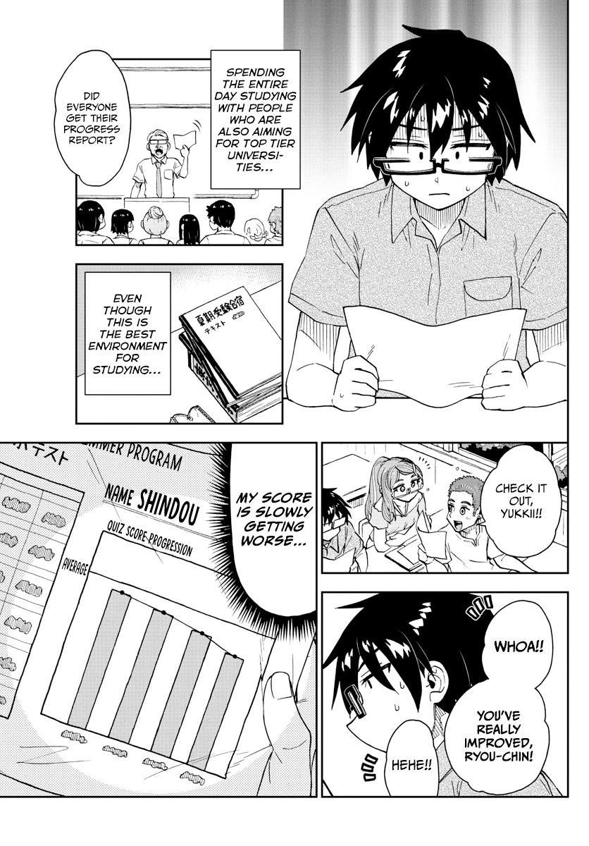Amano Megumi Wa Suki Darake! Chapter 270 page 5 - Mangakakalots.com