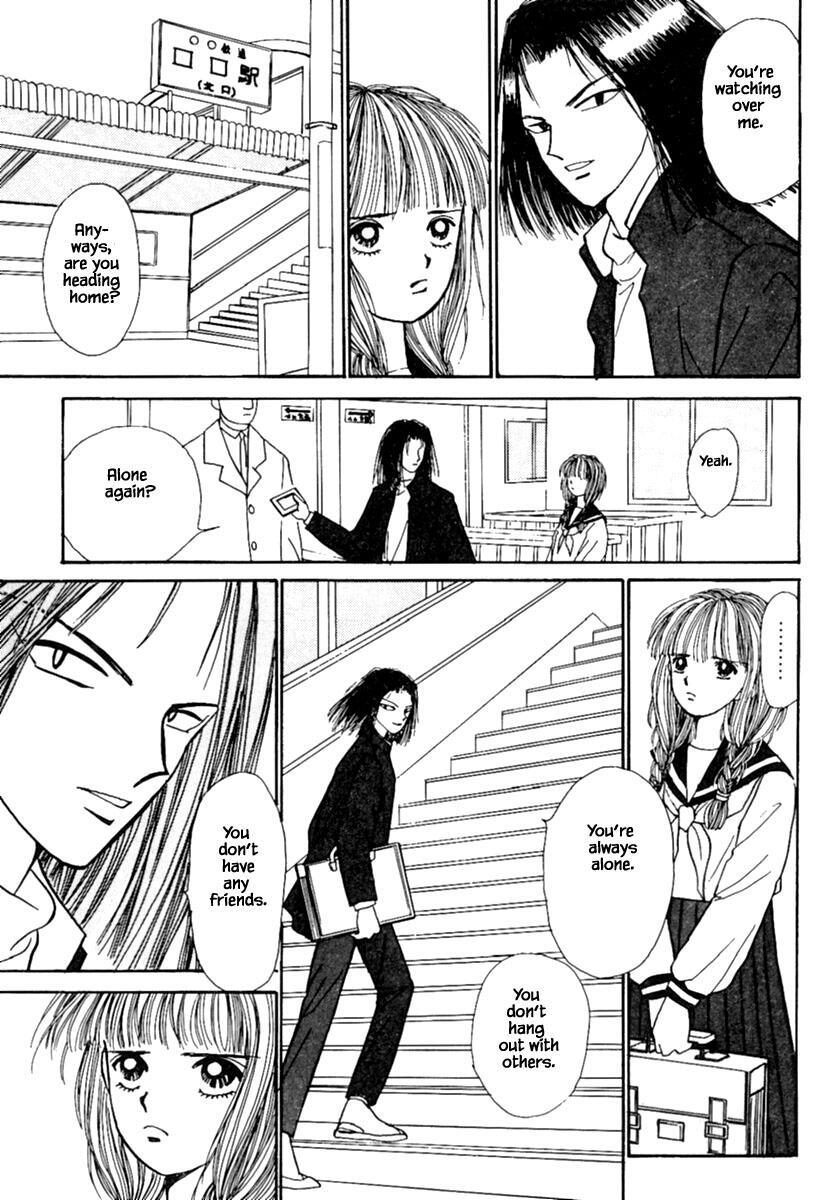 Shi To Kanojo To Boku Chapter 8.1 page 35 - Mangakakalots.com