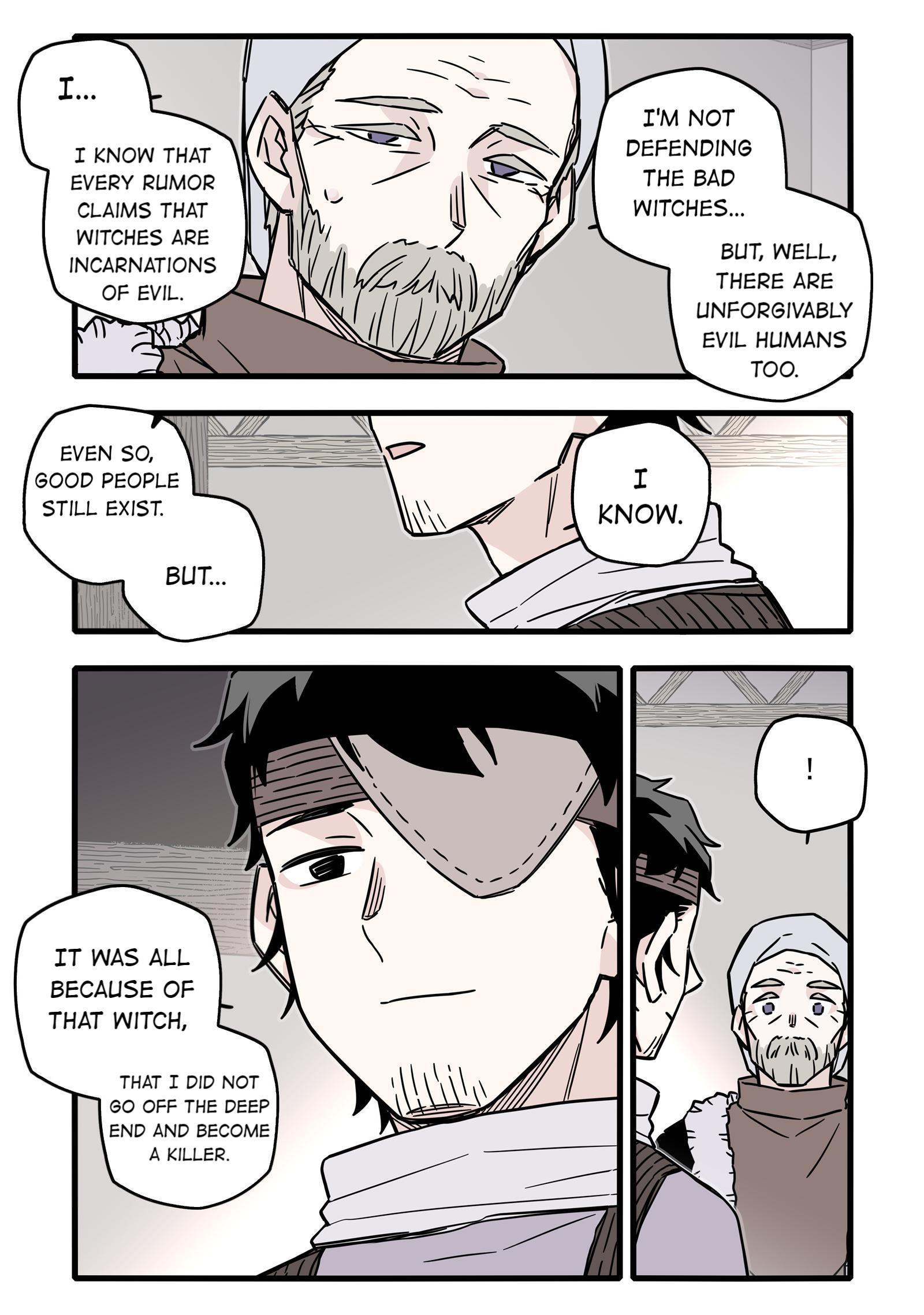 Brainless Witch Chapter 37: Episode 33 page 3 - Mangakakalots.com