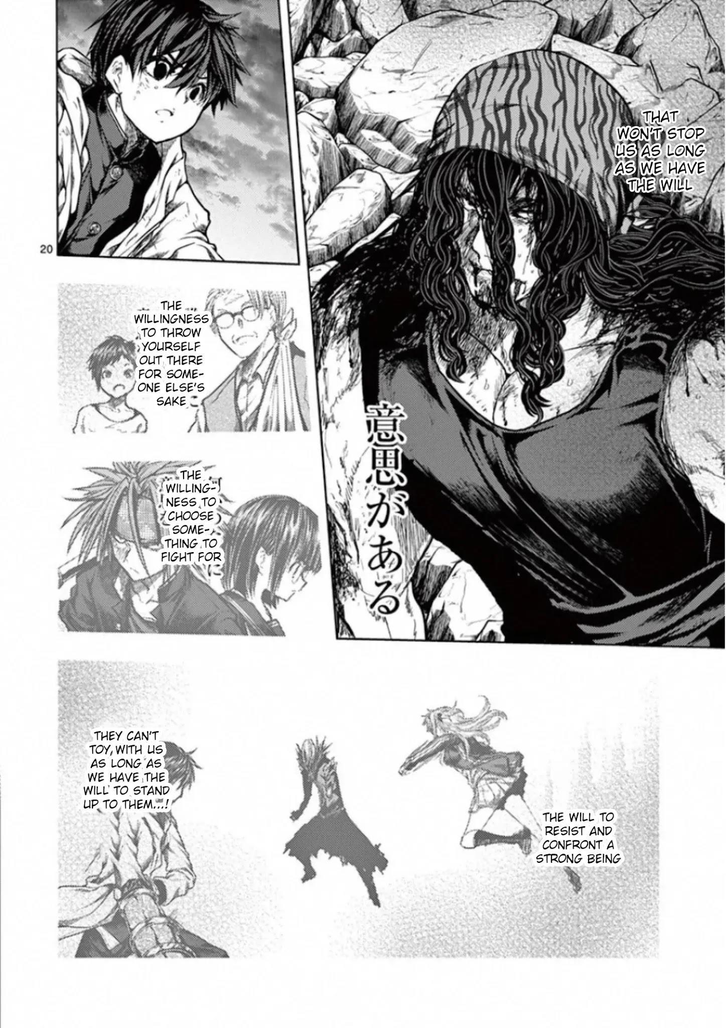 Deatte 5 Byou De Battle Chapter 139: The Strongest Man page 18 - Mangakakalots.com