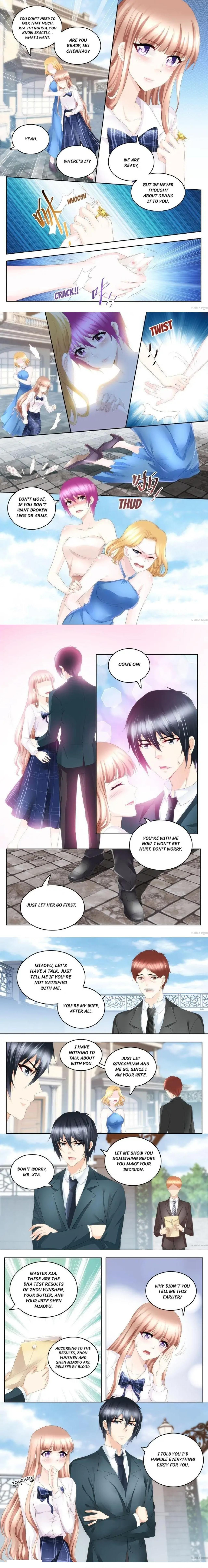 Vengeful Girl With Her Ceo Chapter 45 page 1 - Mangakakalots.com