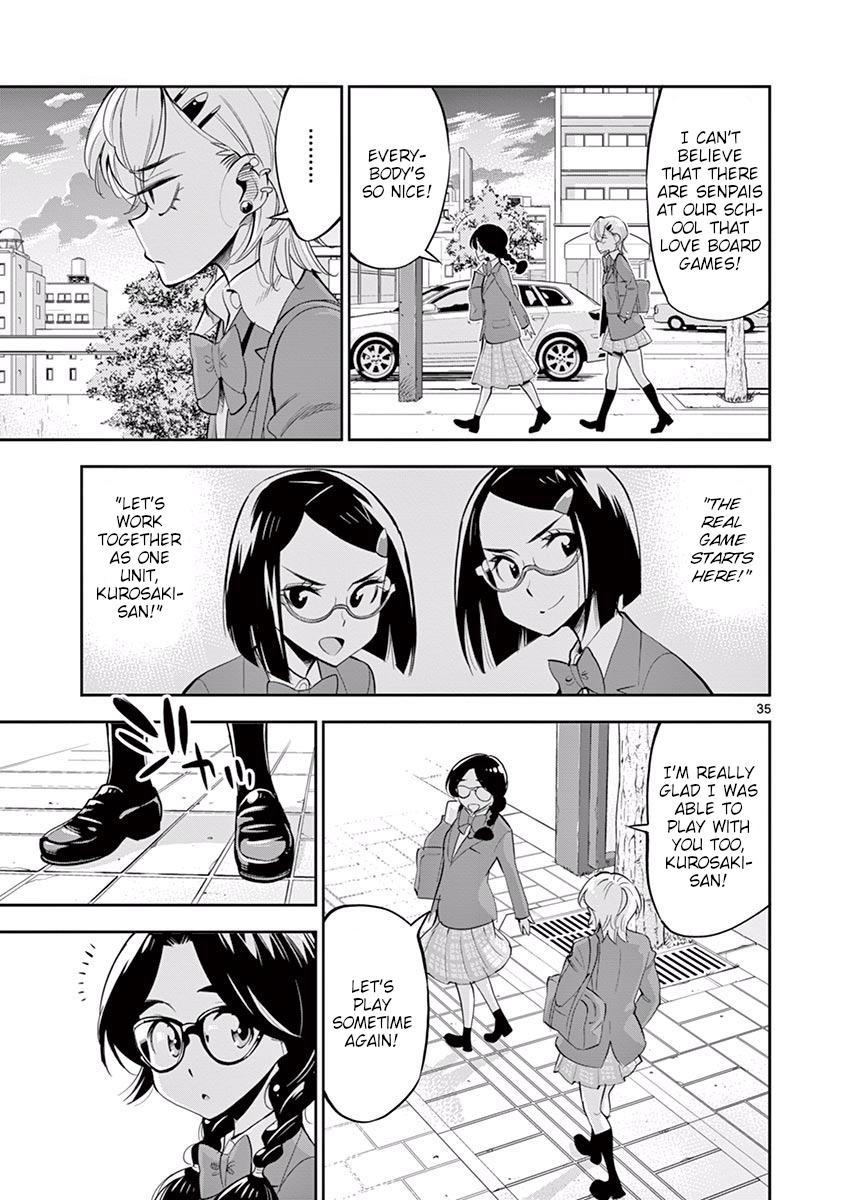 After School Dice Club Vol.9 Chapter 51: Senpai X Kouhai With Board Games page 35 - Mangakakalots.com