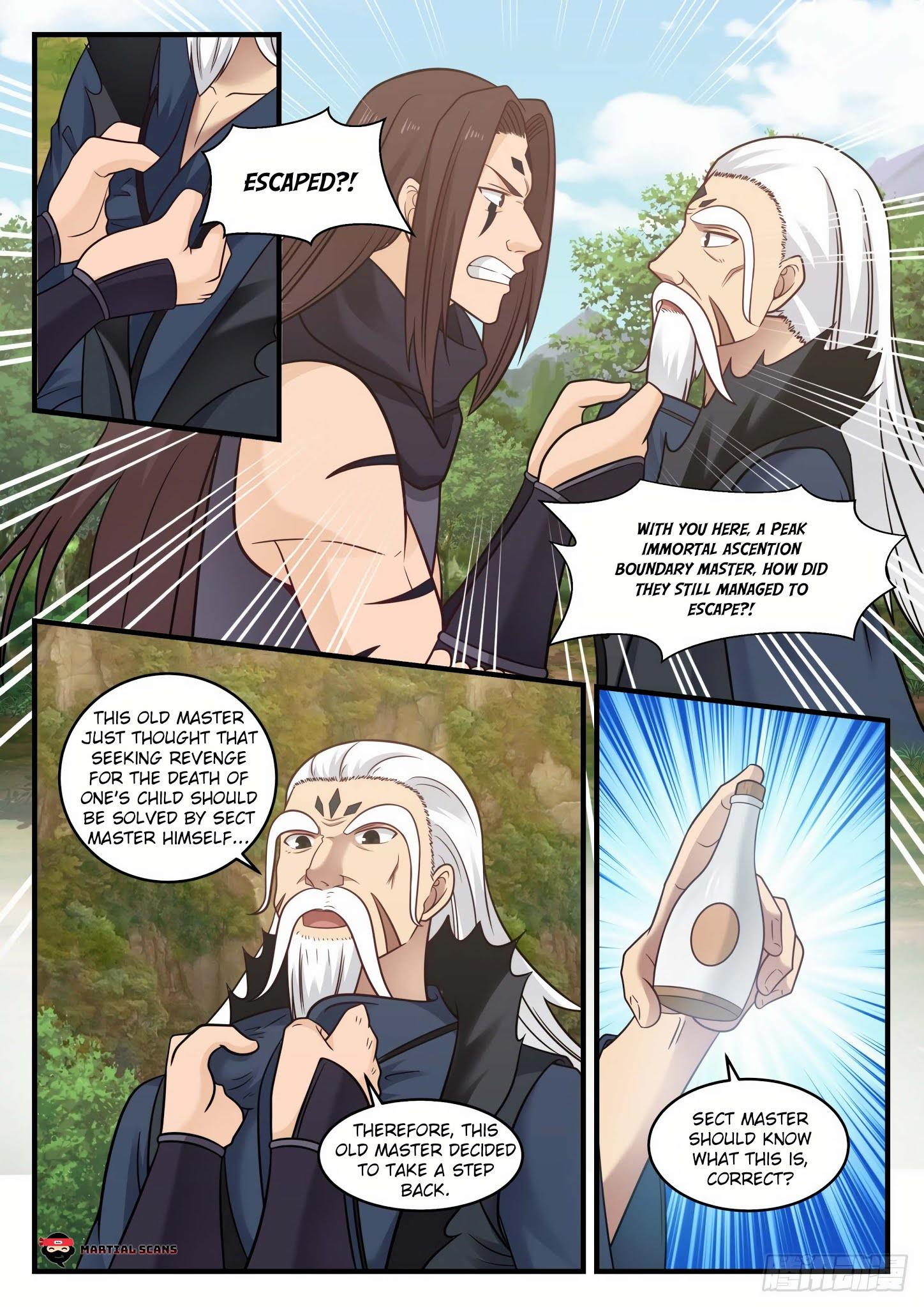 Martial Peak Chapter 583 - Abandoned Earth page 6 - Mangakakalots.com