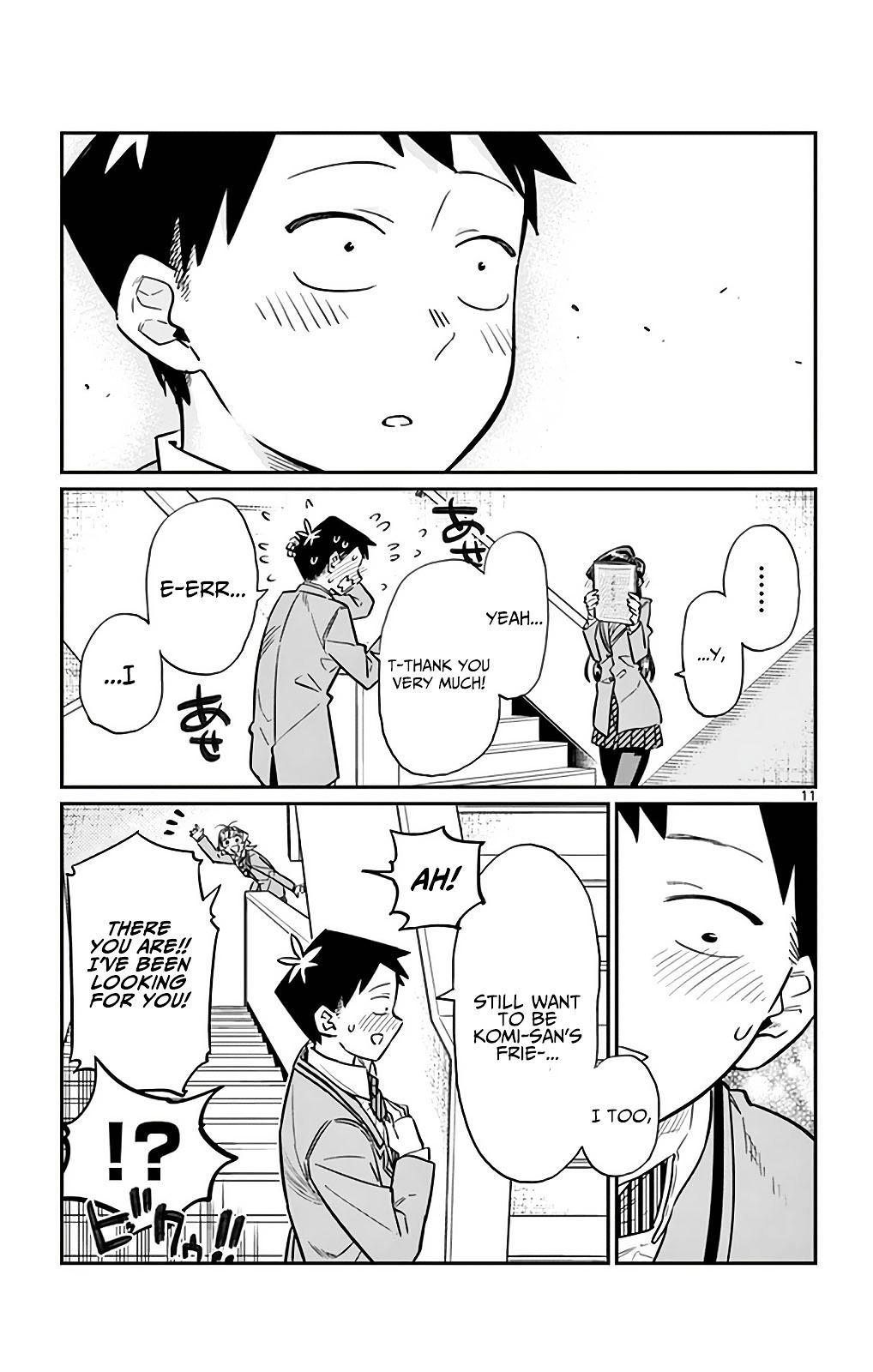 Komi-San Wa Komyushou Desu Vol.2 Chapter 26: I'm Ren! 4 page 11 - Mangakakalot
