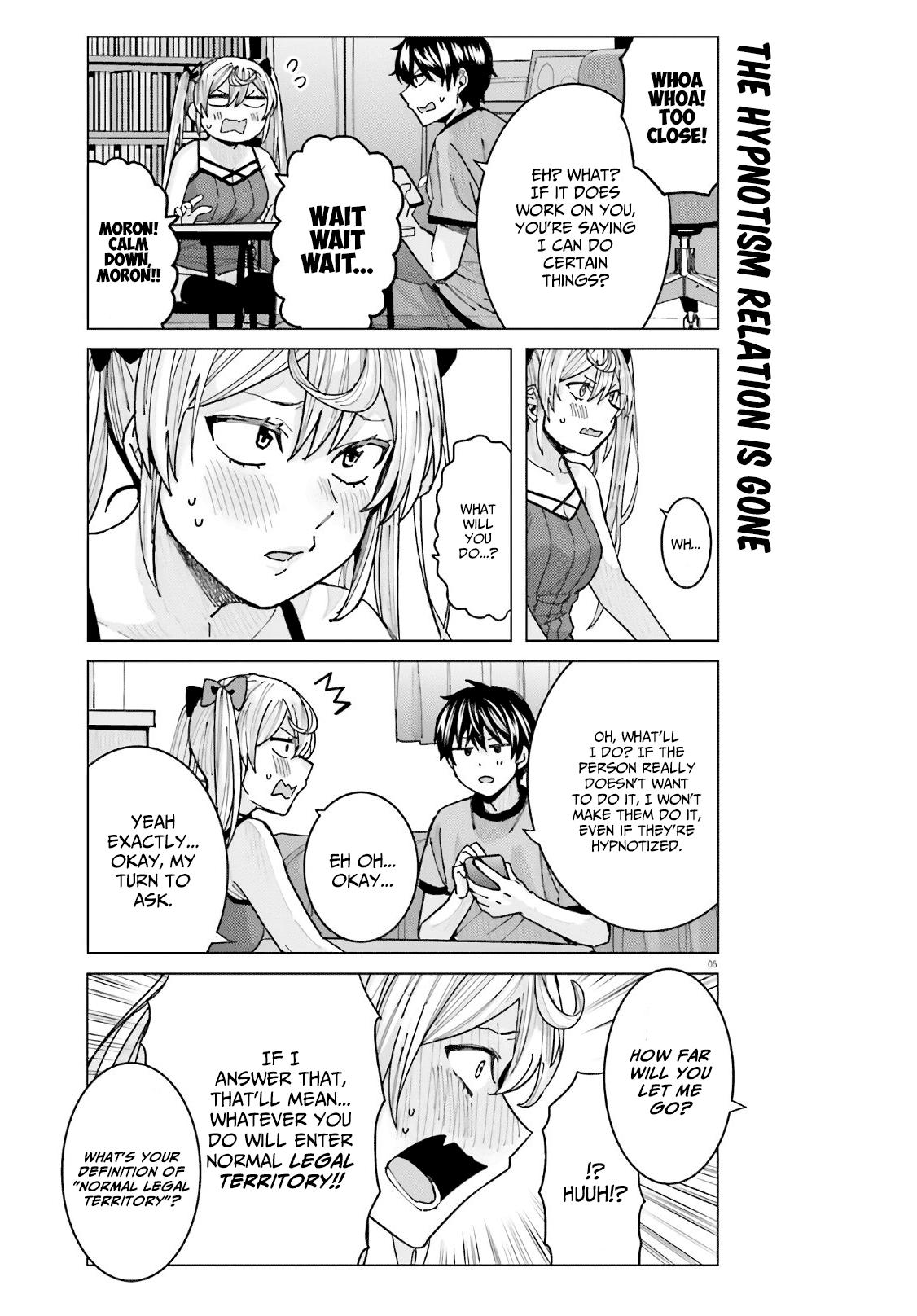 Himegasaki Sakurako Wa Kyoumo Fubin Kawaii! Chapter 13 page 5 - Mangakakalots.com