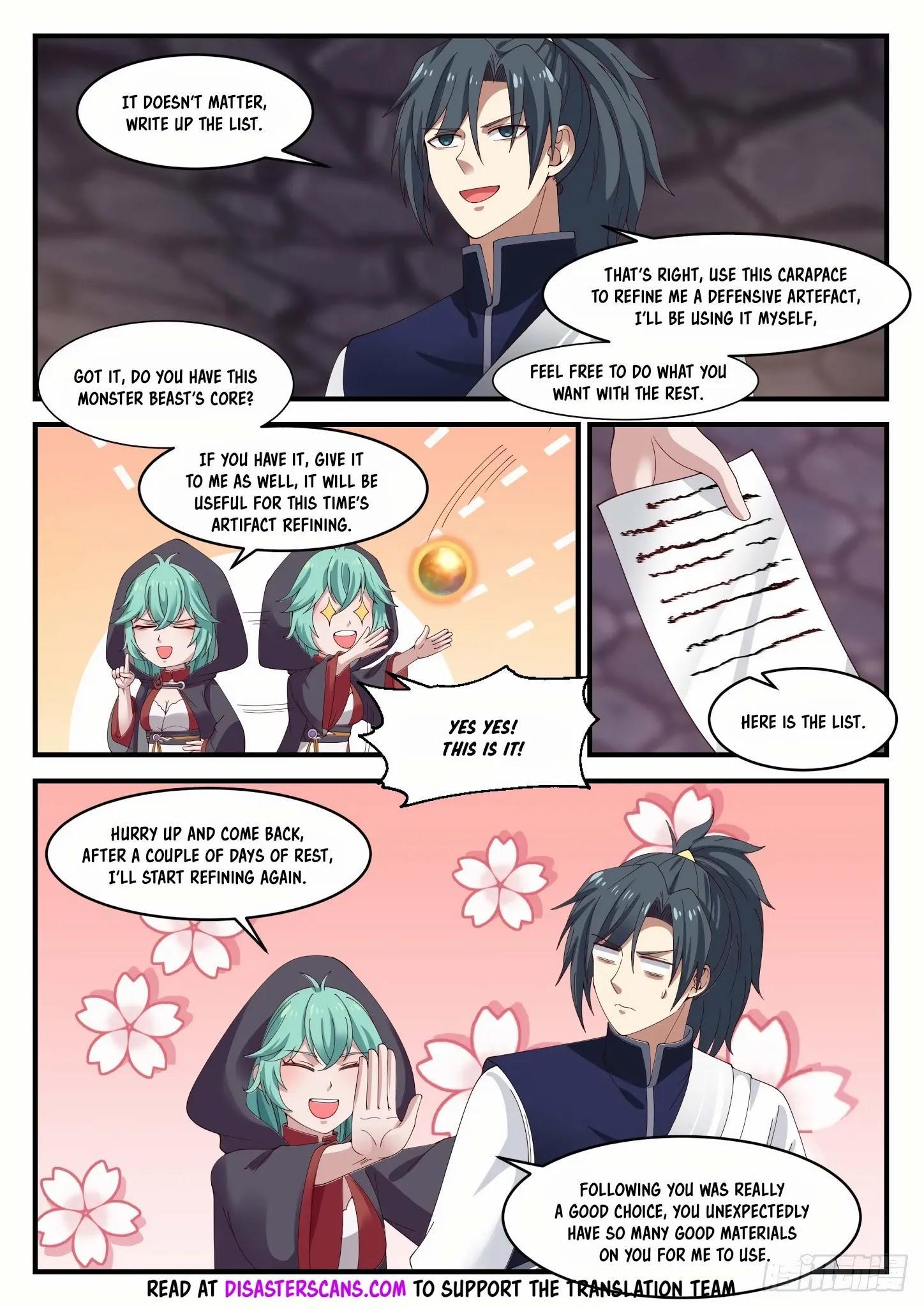 Martial Peak Chapter 999: He Came Again page 8 - Mangakakalots.com